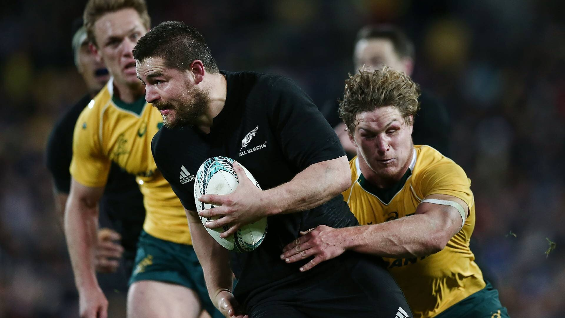 'You're the ugliest guy in the world': Dane Coles lifts the lid on skirmishes with Michael Hooper and Kyle Sinckler
