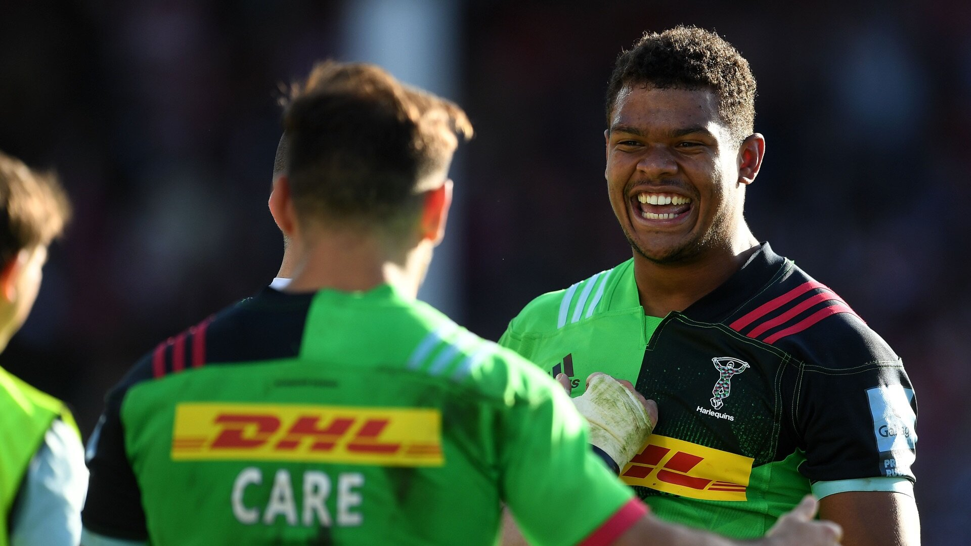 'When I was at Sarries I always felt on edge with the coaches, I never felt like I fully had their trust'
