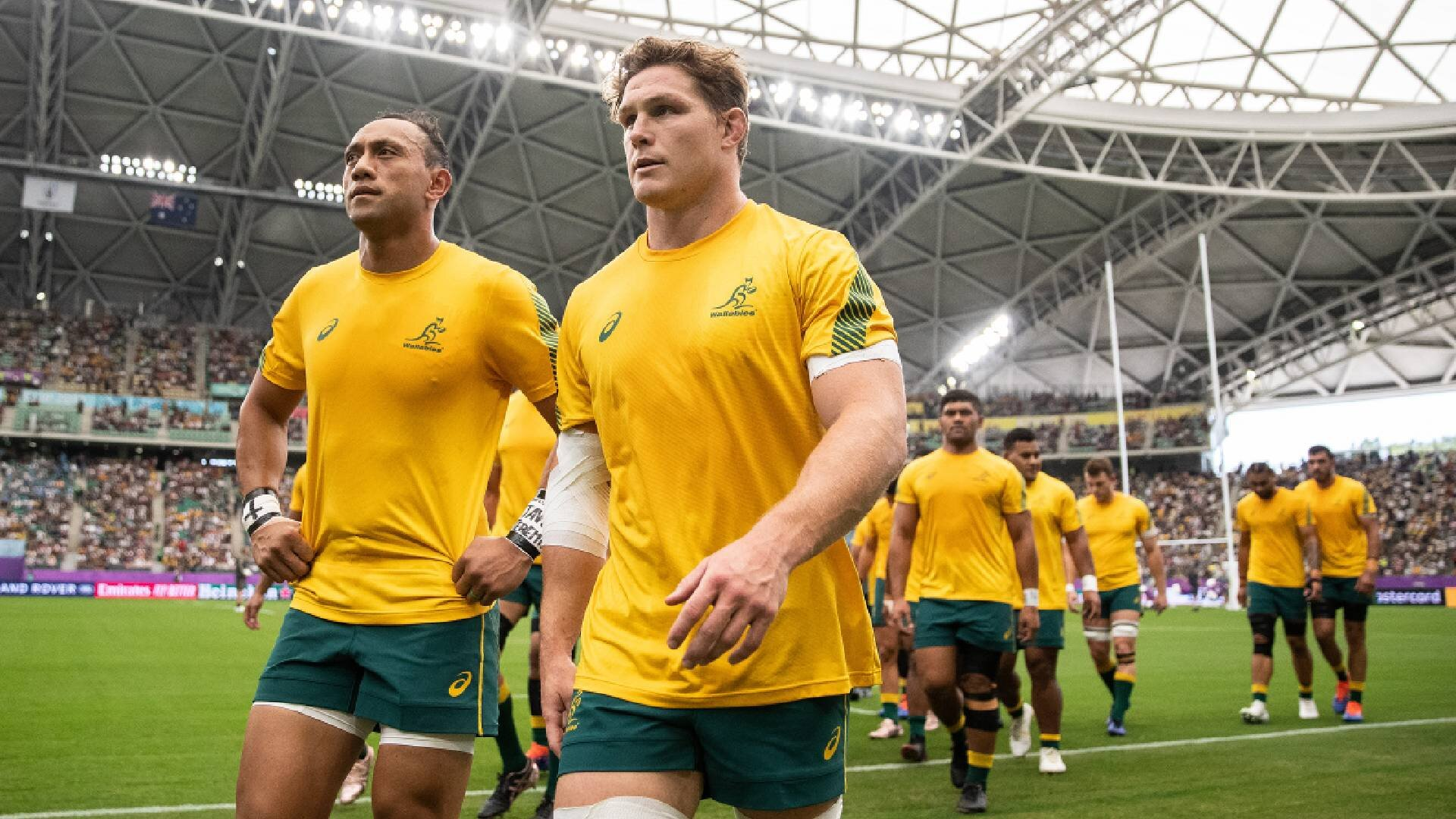 'It's a no-brainer': Former Wallaby hits out at Michael Hooper's captaincy critics