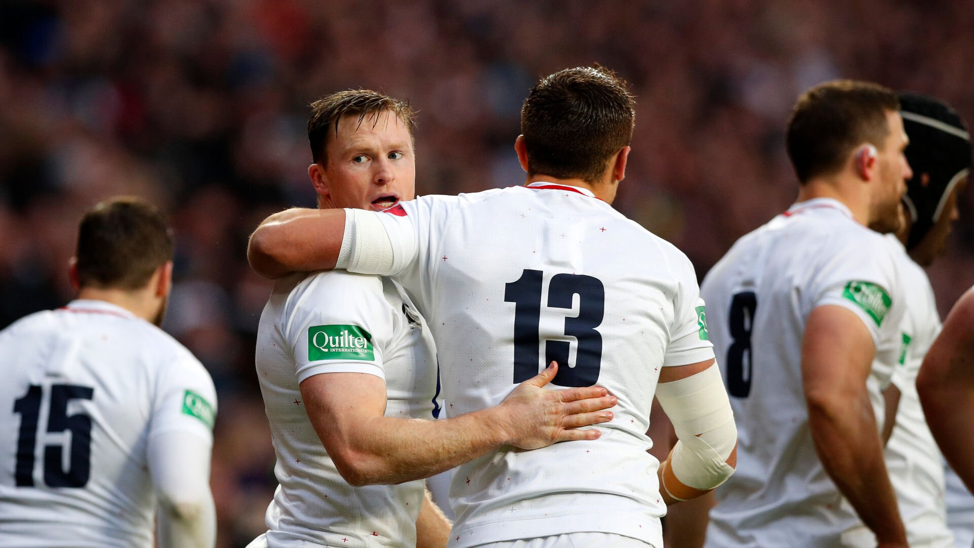 The All Blacks winger Chris Ashton has 'no hesitation in saying' was the toughest he ever faced