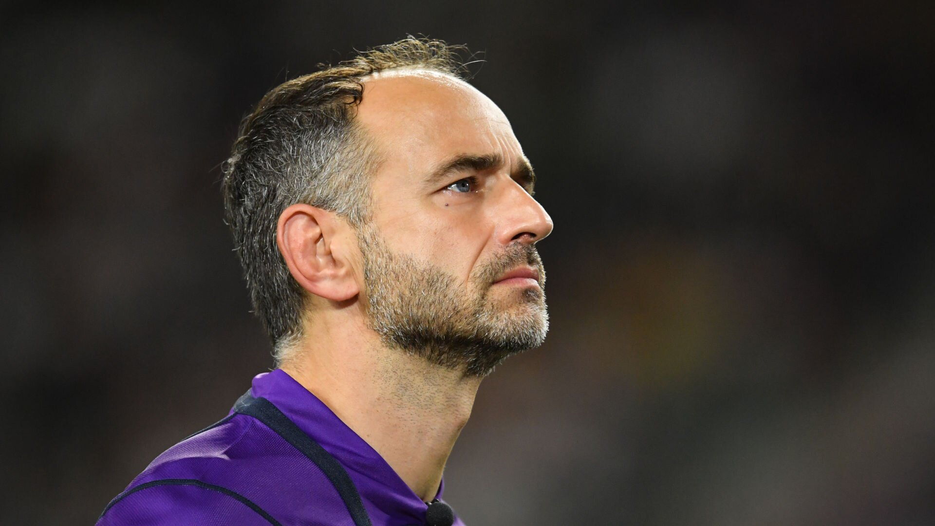 People are concerned about Romain Poite's cough