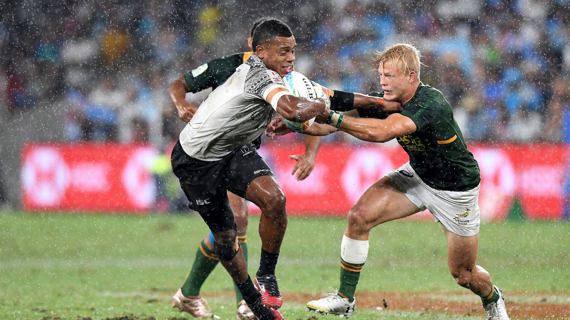 South Africa and New Zealand dominate the 2020 7s Dream Teams