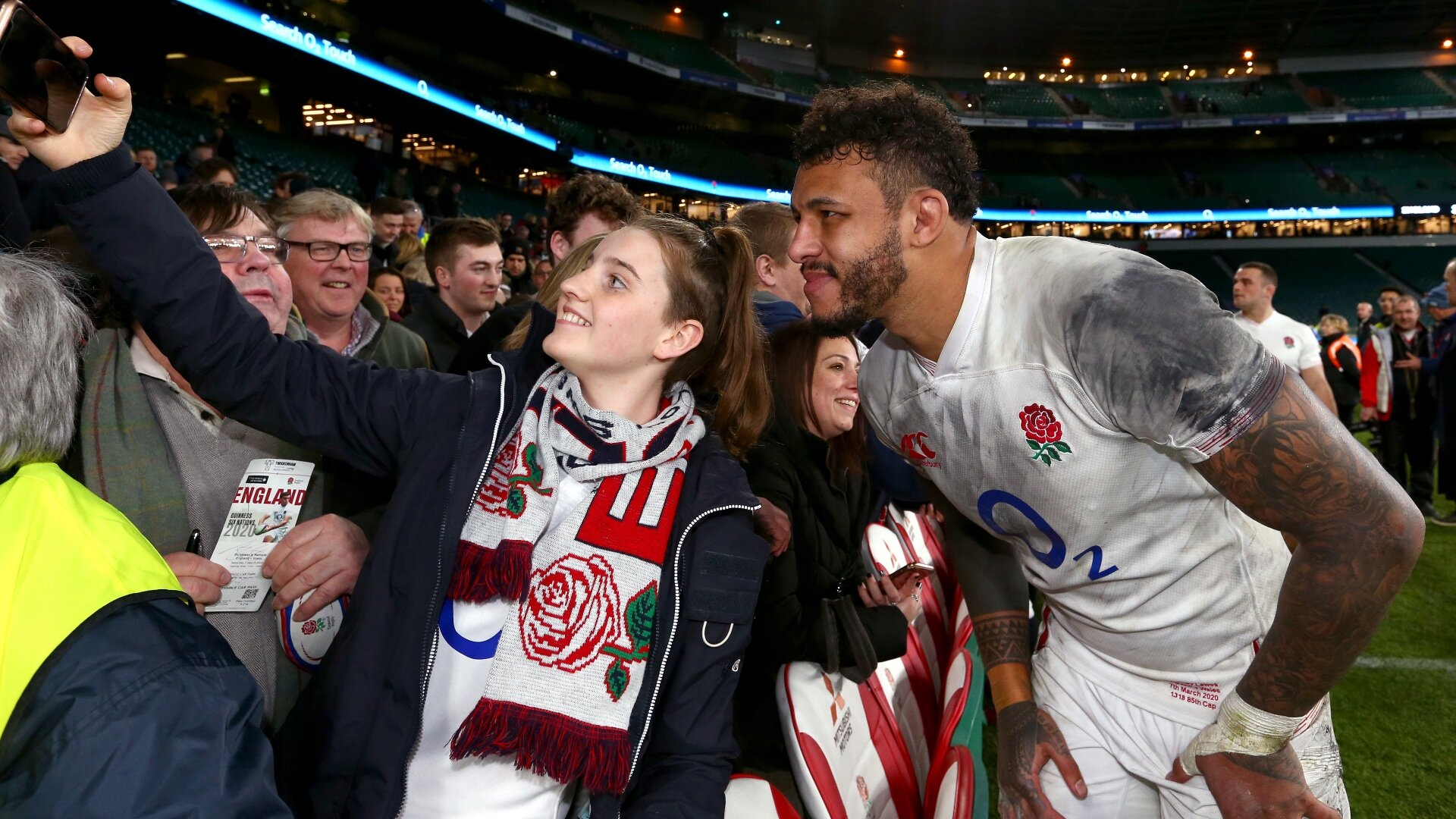 English rugby's fans return plan has suffered setback