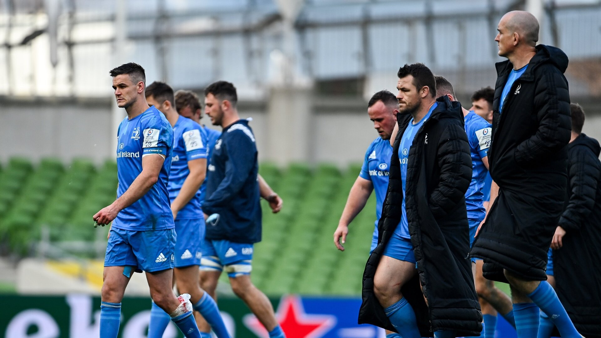 Leinster's shattered invincibility was bruising wake-up call after PRO14 cakewalk