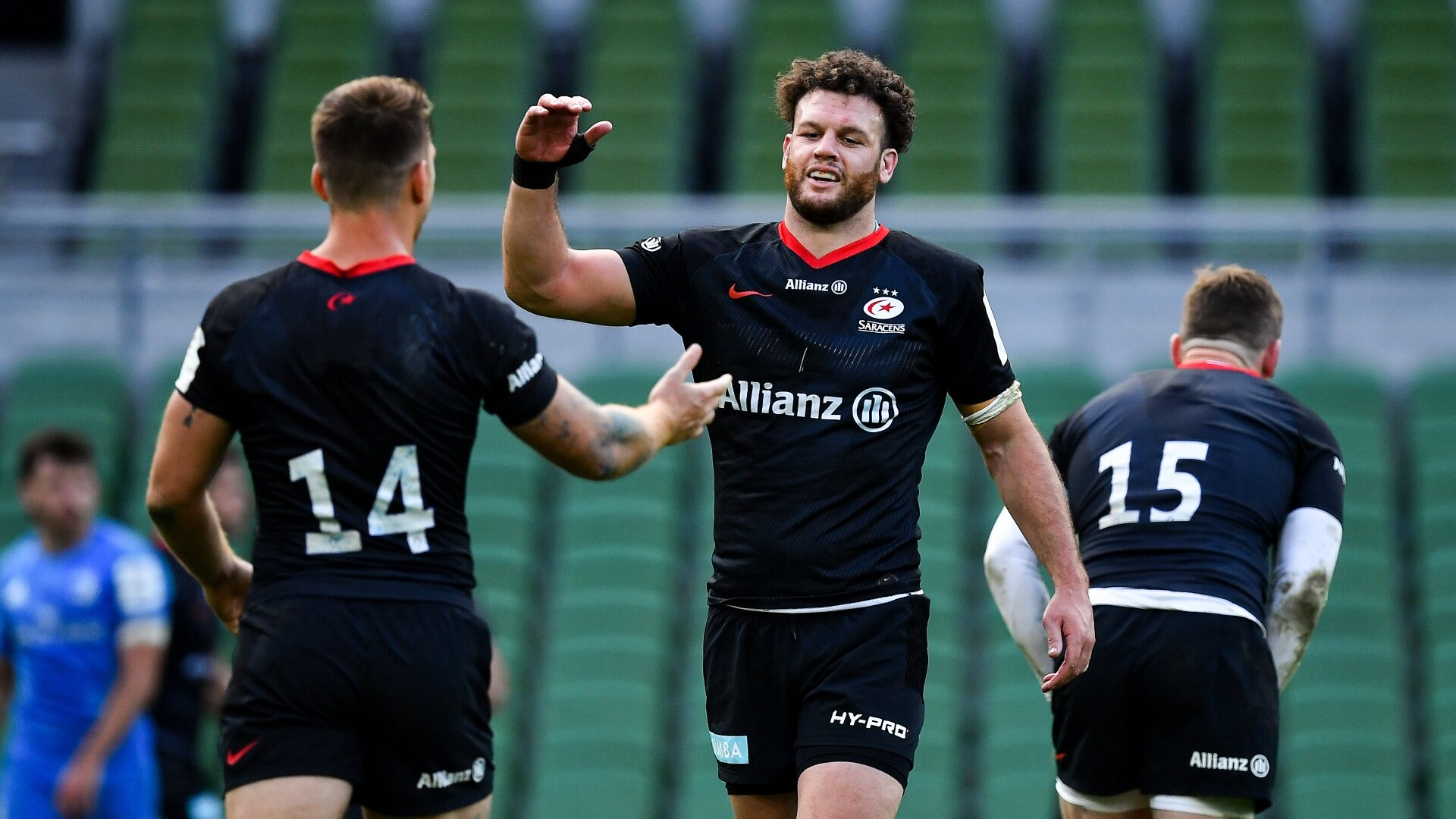 Limbo at Saracens: 'I'm unsure as to what is going to unfold'