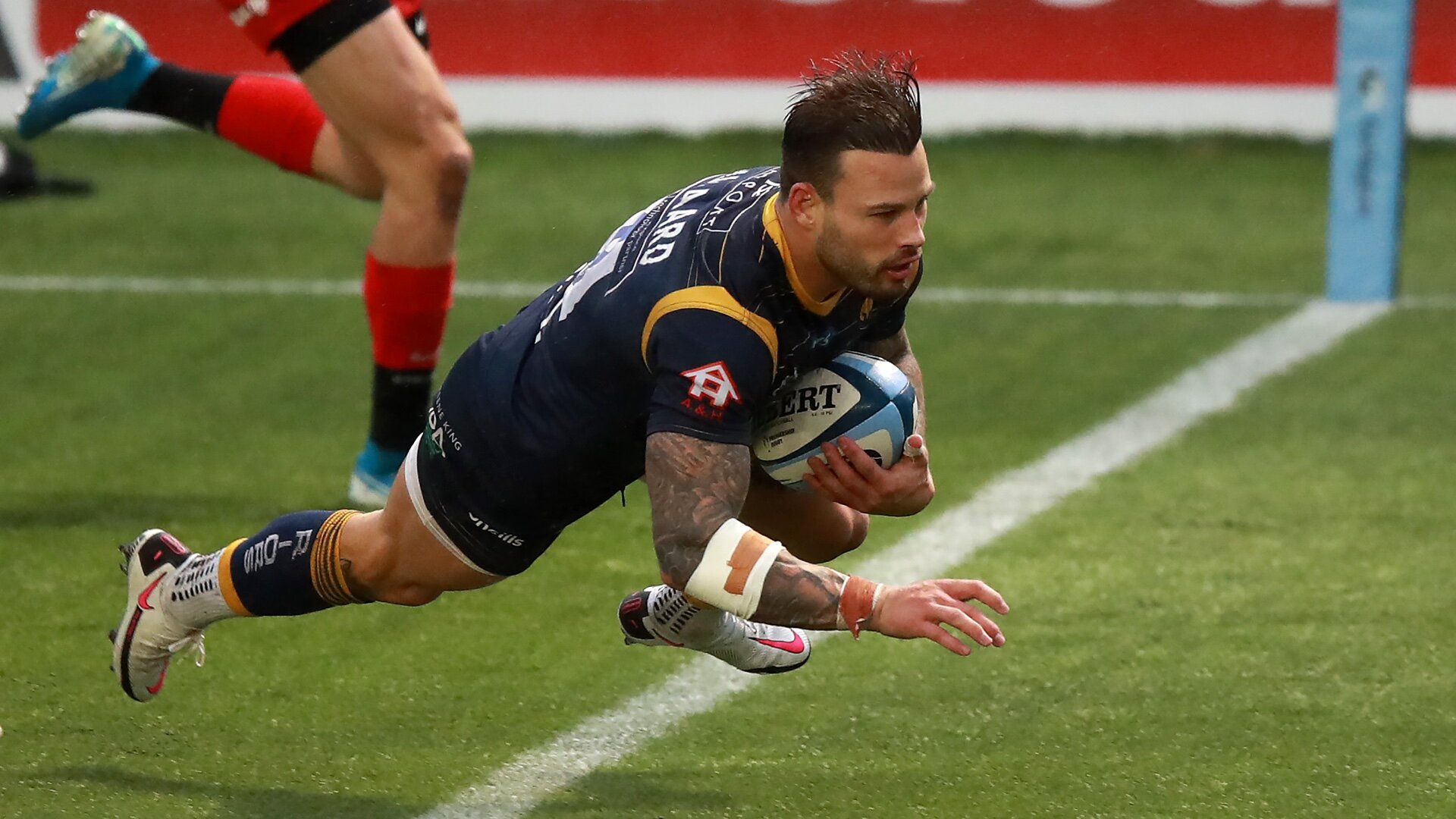 European hangover continues for Saracens as Worcester win comfortably