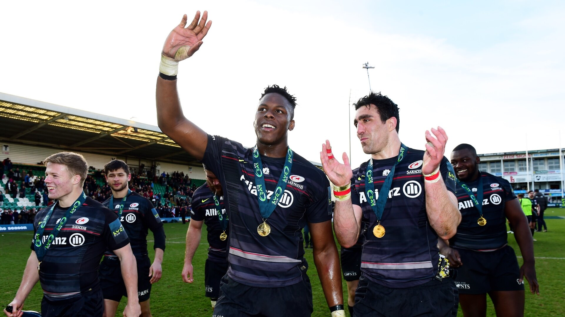 'In spite of everything the past turbulent year, Saracens is a club that does a lot of stuff right'