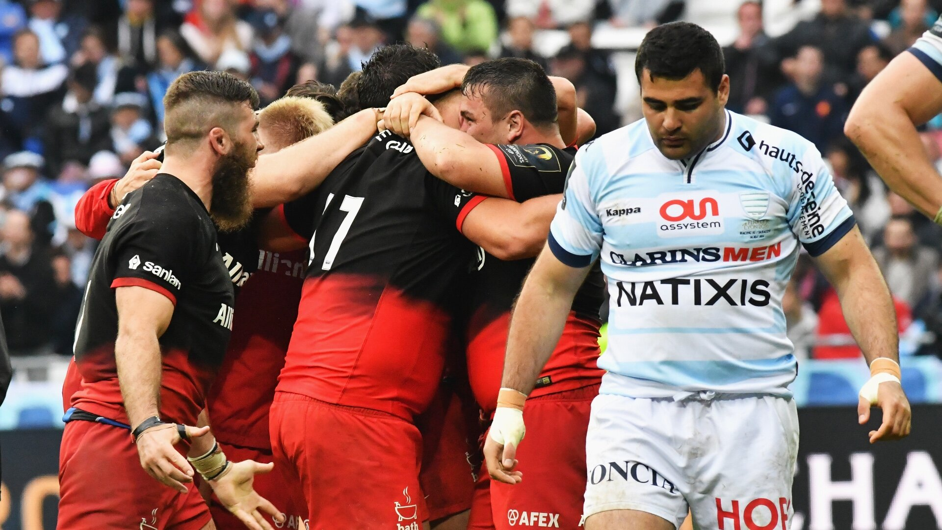 9 must-know facts before Racing welcome defending champions Saracens to Paris