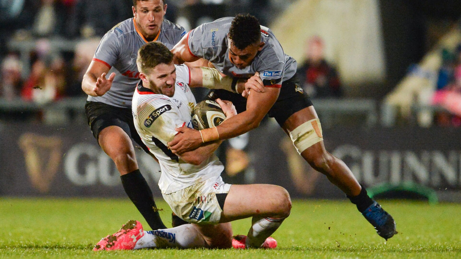 Worcester Warriors eyeing up South African utility forward