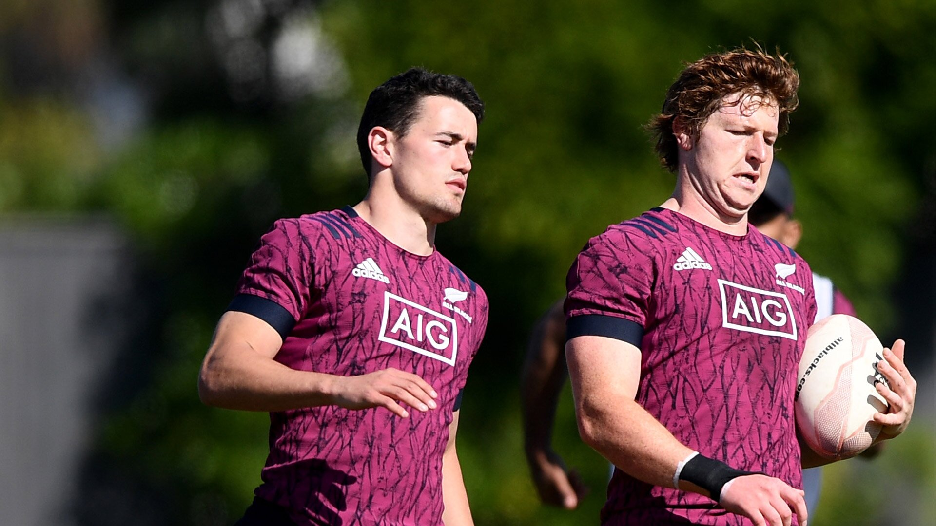 'You want to prove yourself': All Blacks rookies lift lid on challenges of stepping up to international rugby