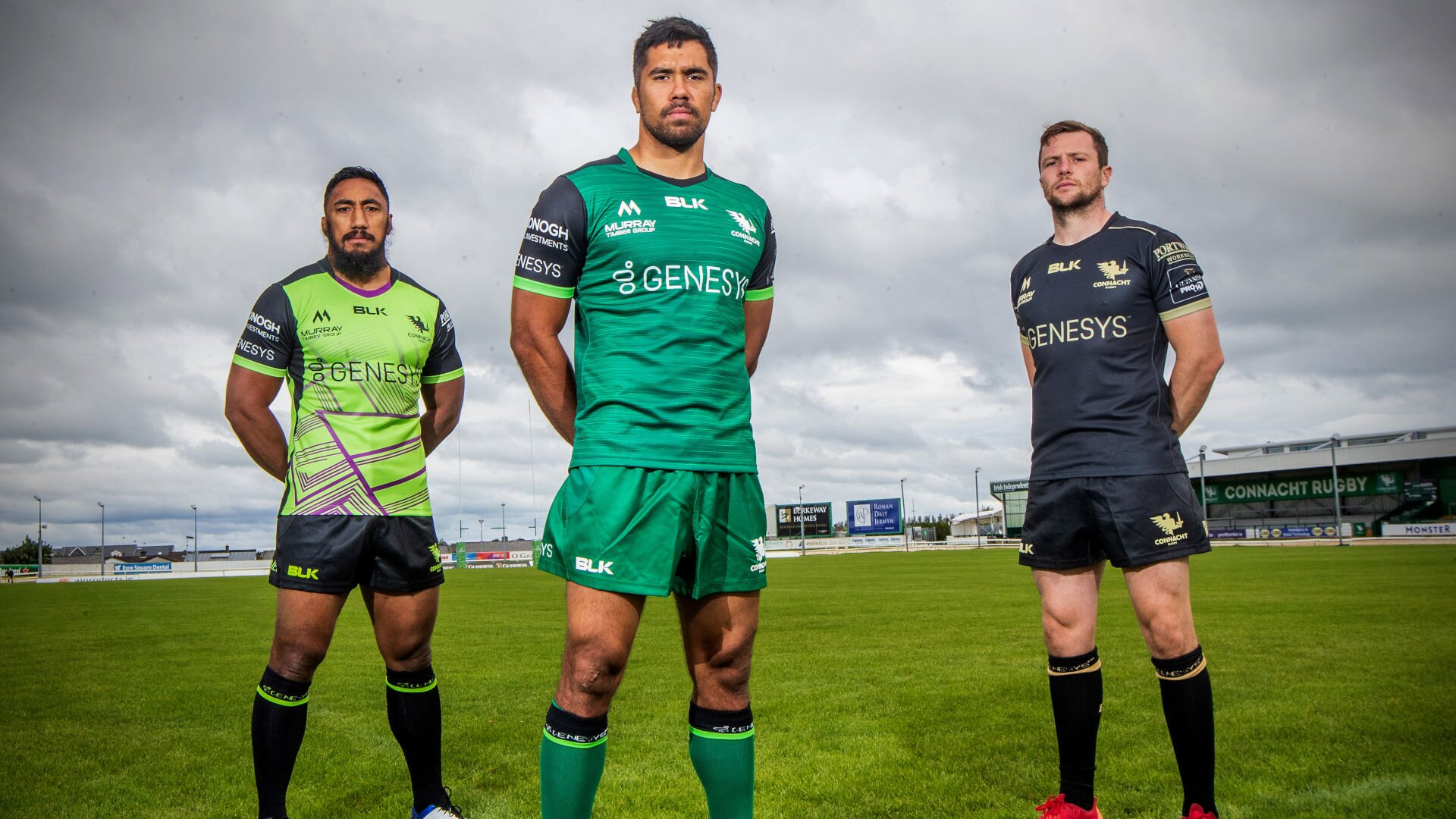 New Connacht jersey maximises 'player manoeuvrability'