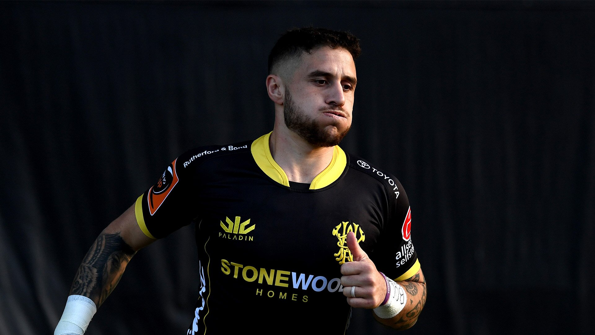 TJ Perenara opens up on 'challenging' decision facing All Blacks ahead of Rugby Championship