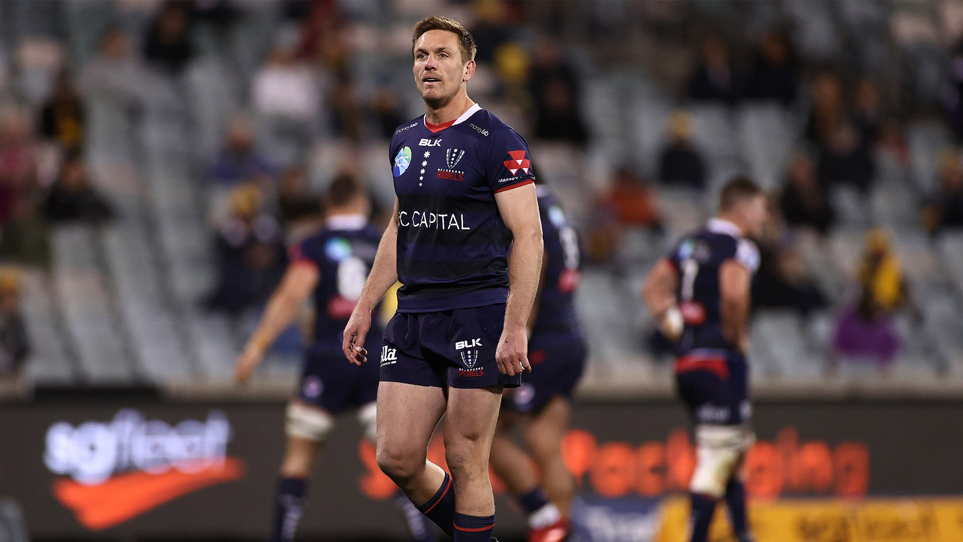 Melbourne Rebels 'just one game away from clicking' before making Super Rugby AU final