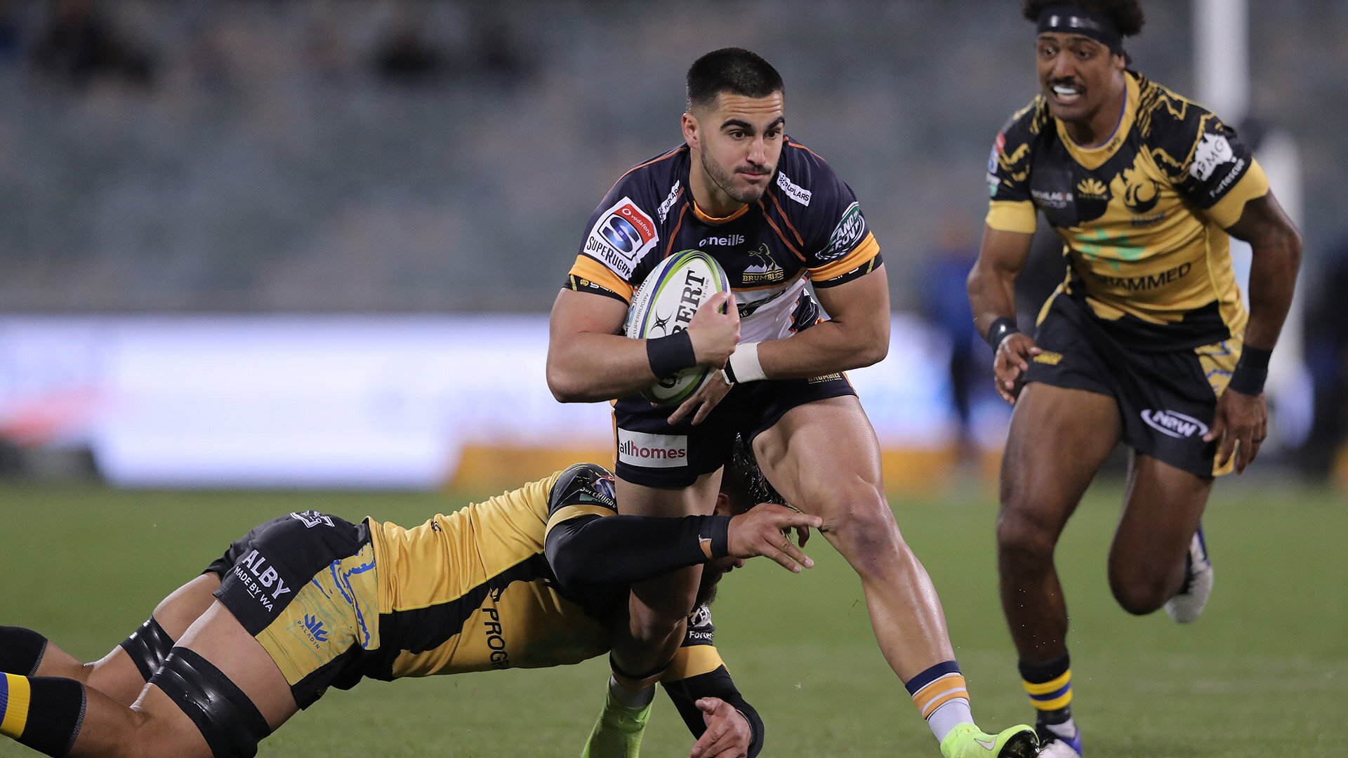 Former NRL star sets sights on Wallabies wing spot as Dave Rennie's side prepares to enter New Zealand