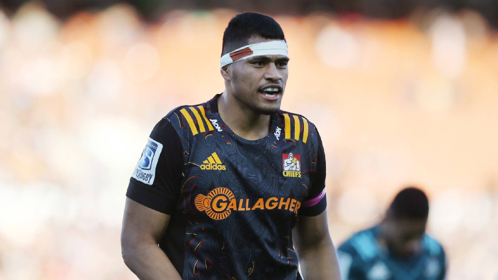 Promising North Island lock Tupou Vaa'i commits long-term future to Chiefs
