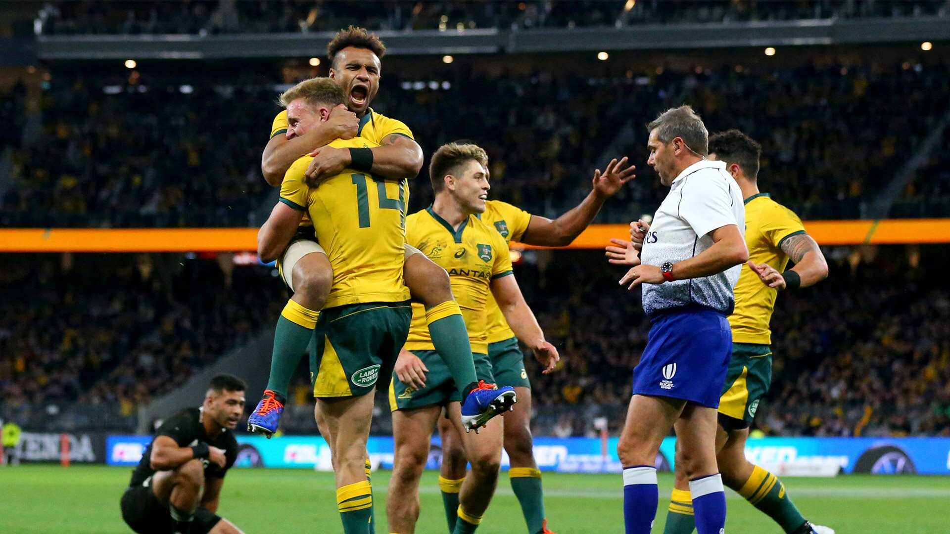 Wallabies to return to full pay for Rugby Championship on interim pay deal
