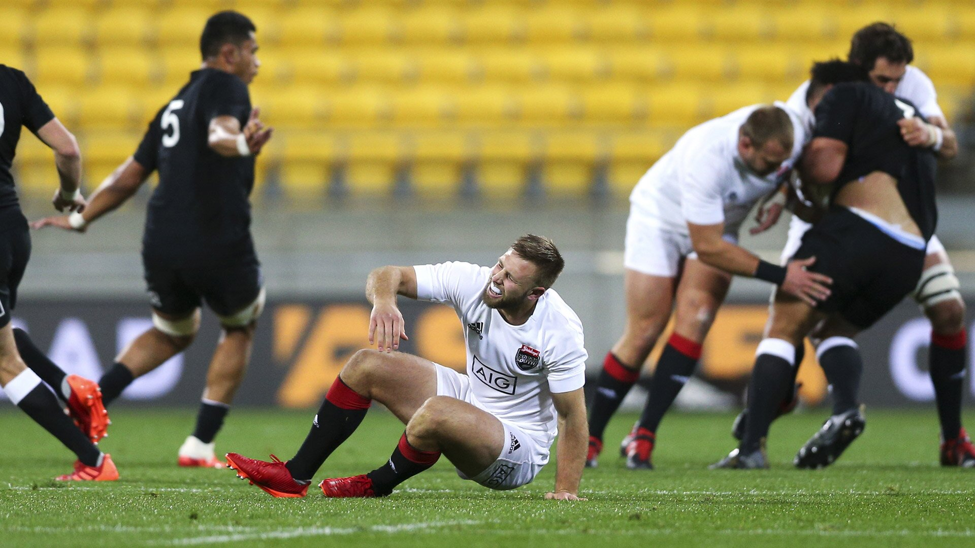 First casualty of Ian Foster's new All Blacks squad confirmed