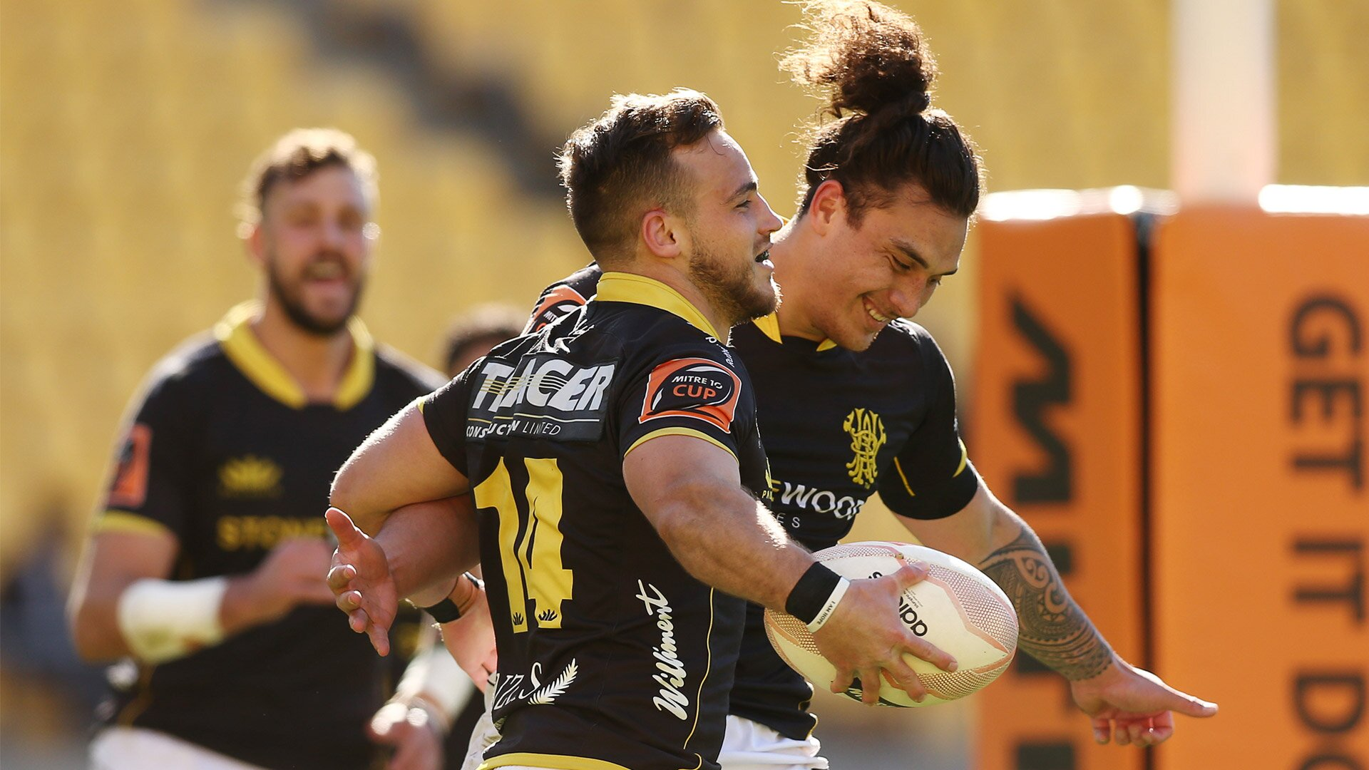 Wes Goosen set for 50th match as Wellington name power-packed backline for Auckland derby including All Blacks hopeful
