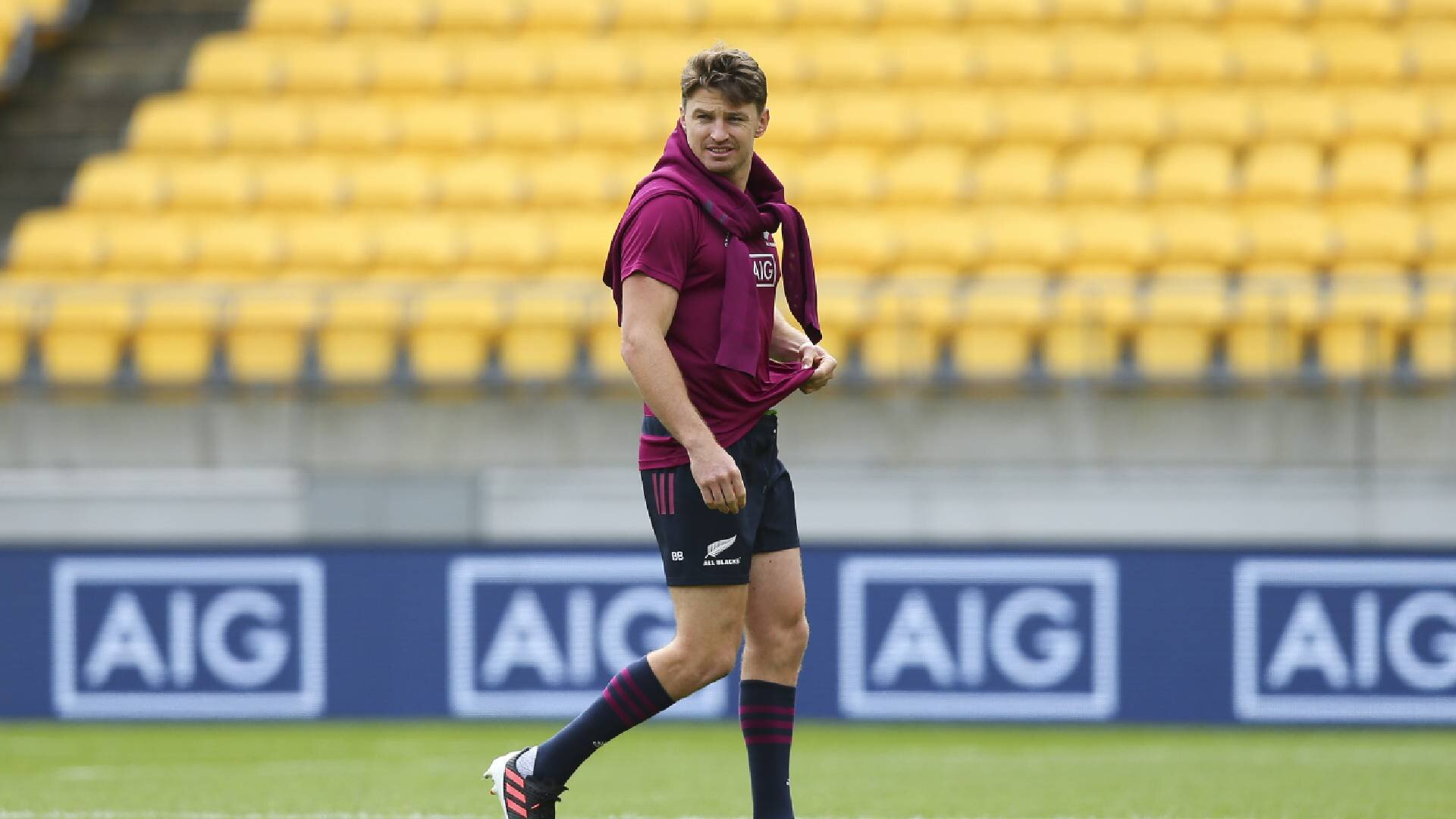 From fatherhood and injuries to the Bledisloe Cup: Beauden Barrett's disruptive road back into the All Blacks