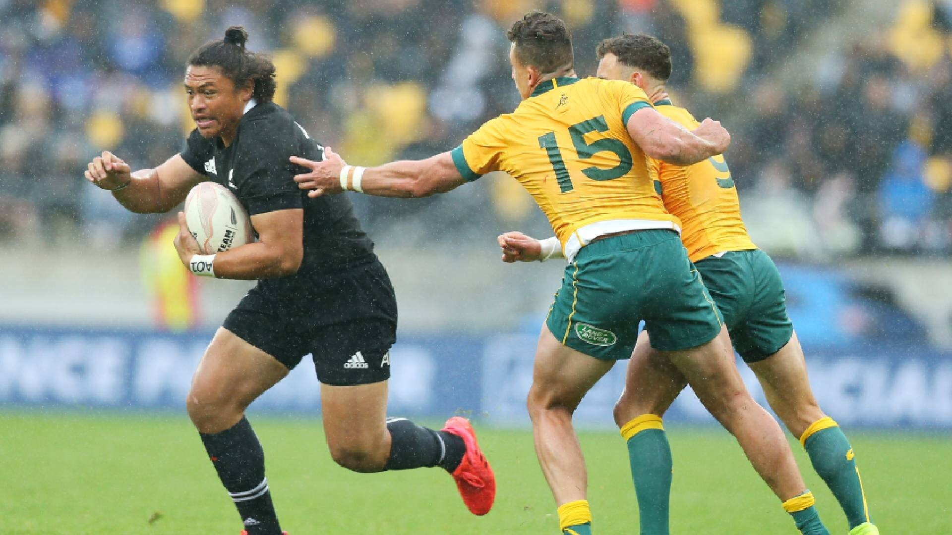 'Did I just lose us the game?': All Blacks star Caleb Clarke opens up on why his 'heart sank' in 'rollercoaster' test debut