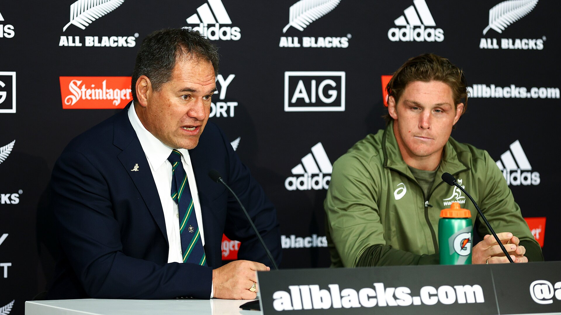 'It's got to be how we back up': Rennie wants more from Wallabies following famous draw