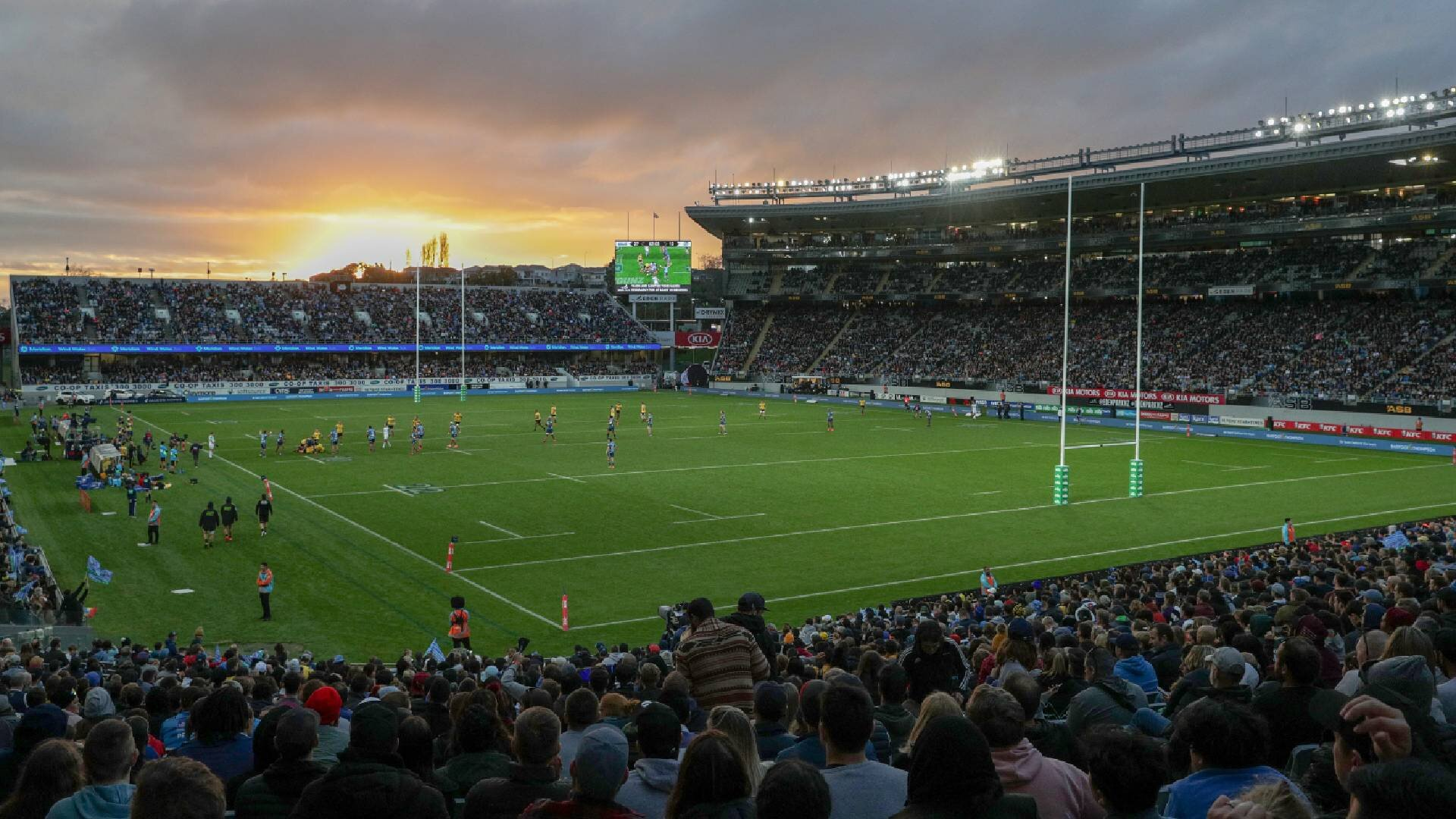 Locked in: Eden Park confirmed to host second Bledisloe Cup match following relaxed COVID-19 restrictions
