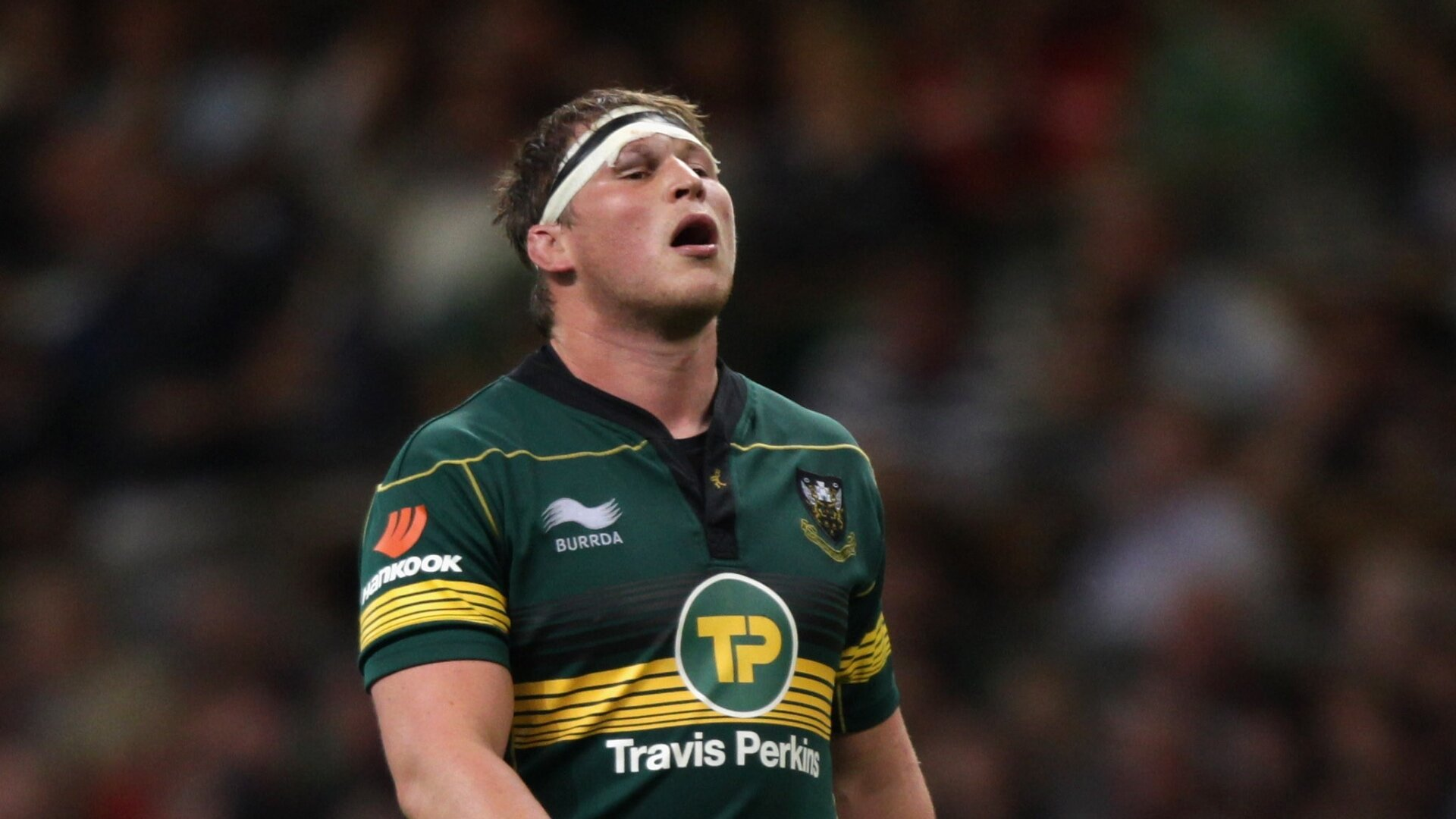 'I was sat in the toilet and had an emotional breakdown': Hartley's nightmare Champions Cup final concussion