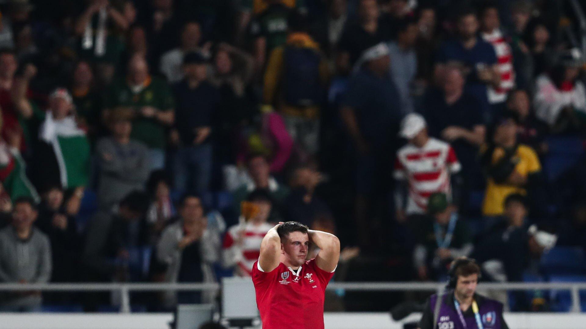 'You want to be a British Lion, you want to be a 100-cap Welsh international' - Owen Watkin