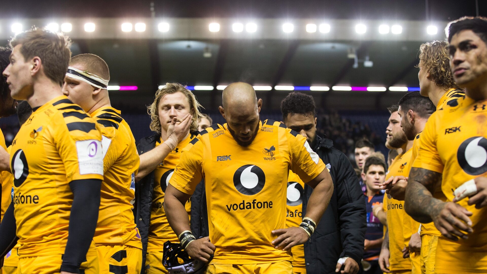 Wasps to learn Premiership final fate on Wednesday after four more Covid cases