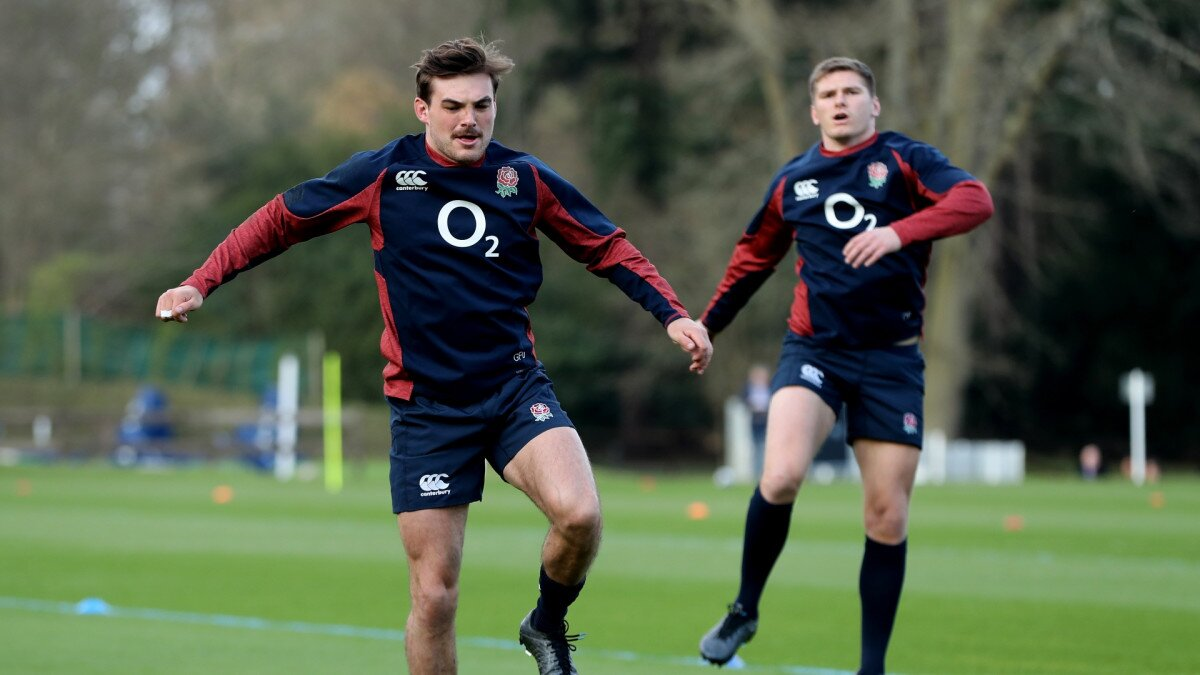 England's Plan B minus Farrell: 'Every time he has stepped into the 10 he looks an absolute natural there'
