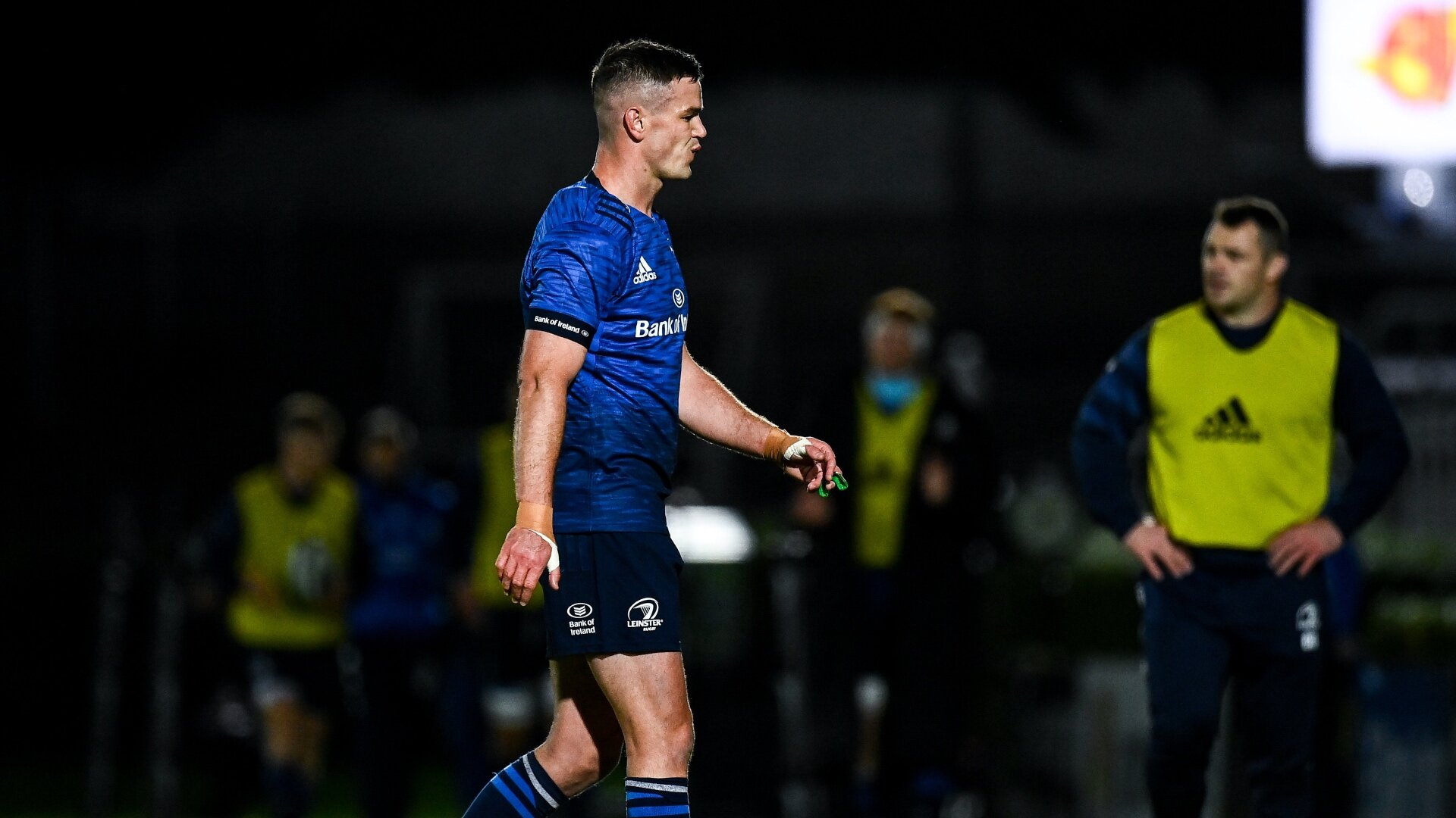 Same as ever in Dublin - a pre-Six Nations Sexton injury scare and a Dragons thrashing by Leinster