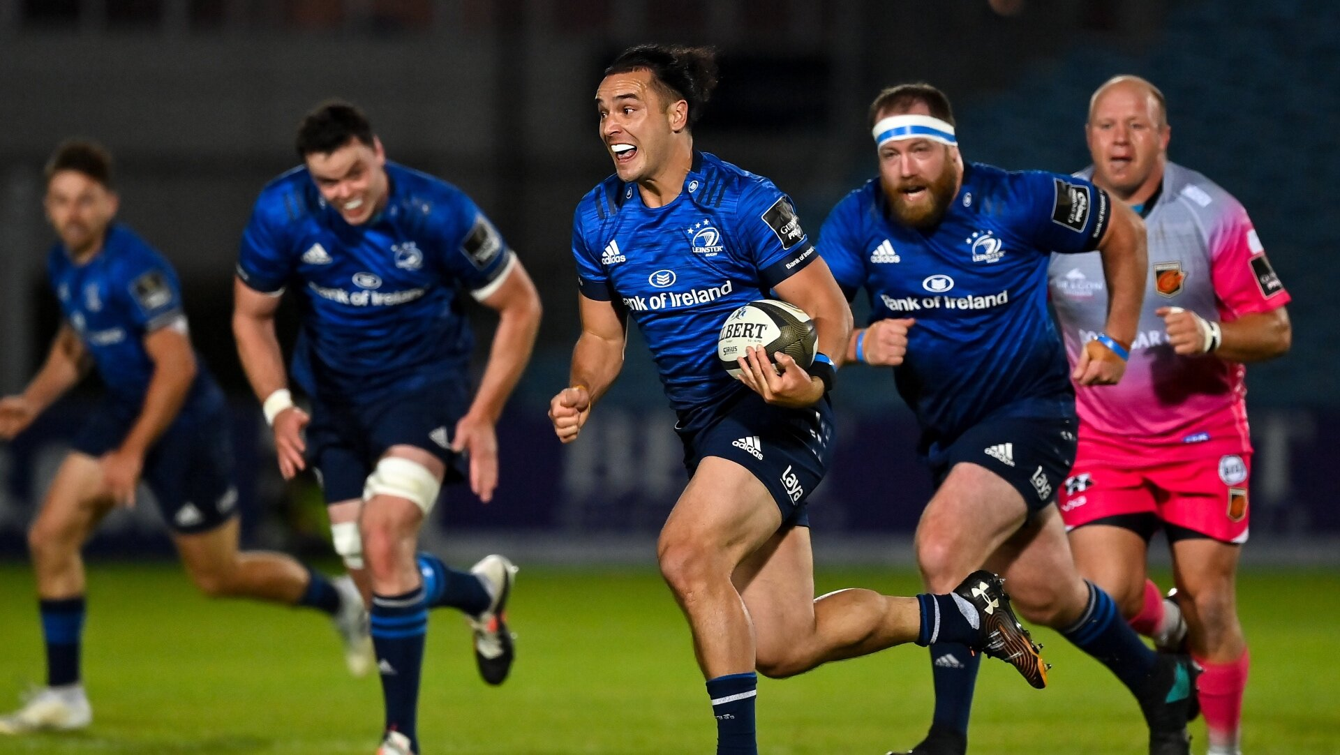 Gritty Benetton battle hard but no denying four-try Leinster