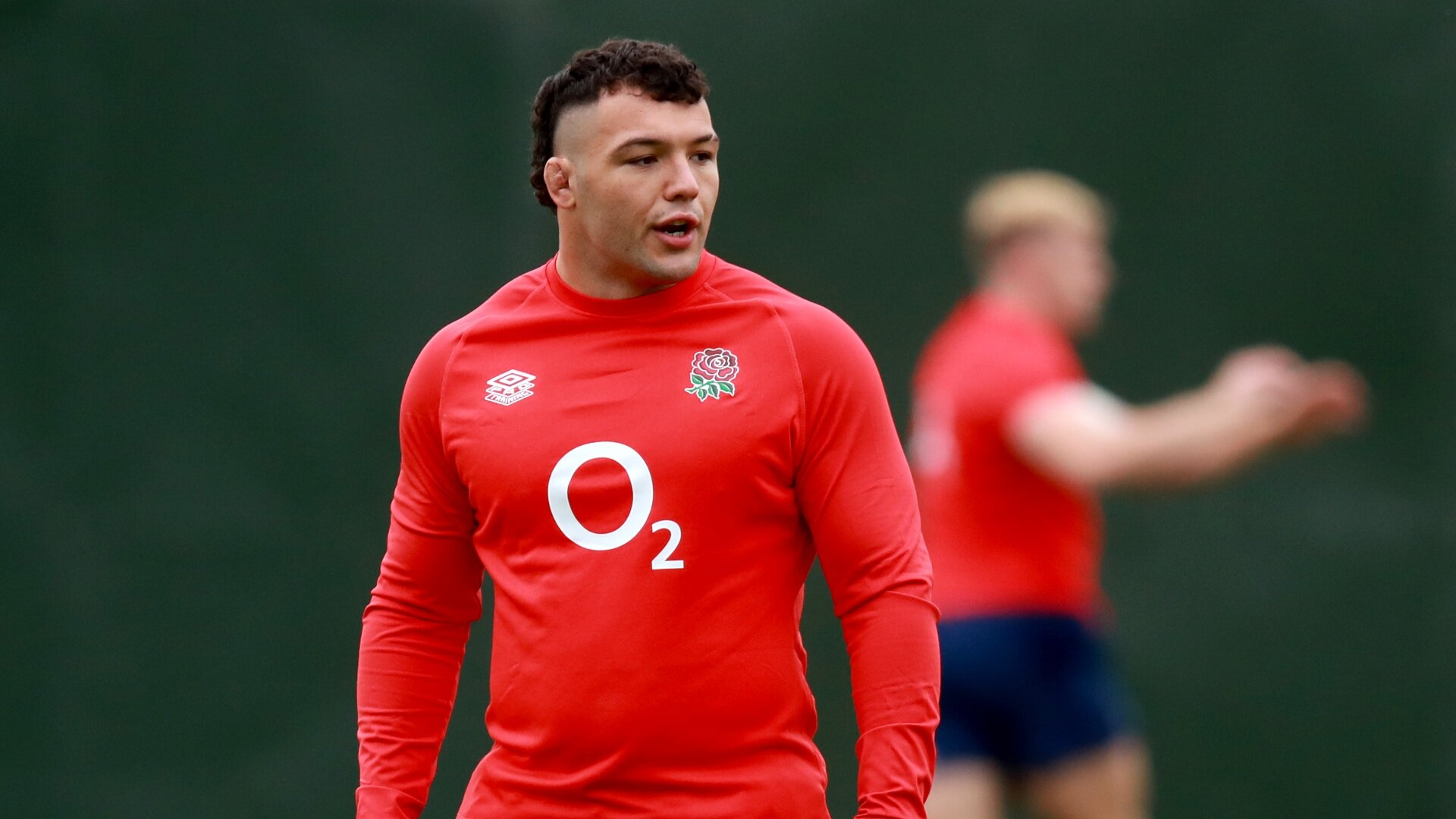 Genge sends Bristol a Euro Cup final good luck message from England camp