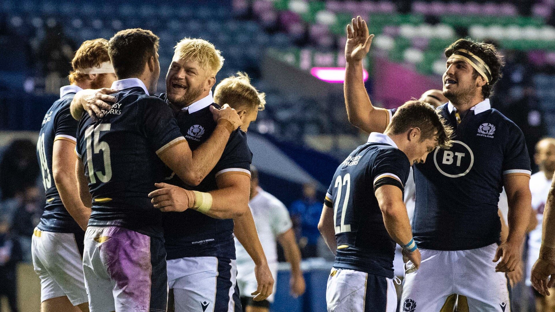 Scotland change 4 for Six Nations finale at Llanelli