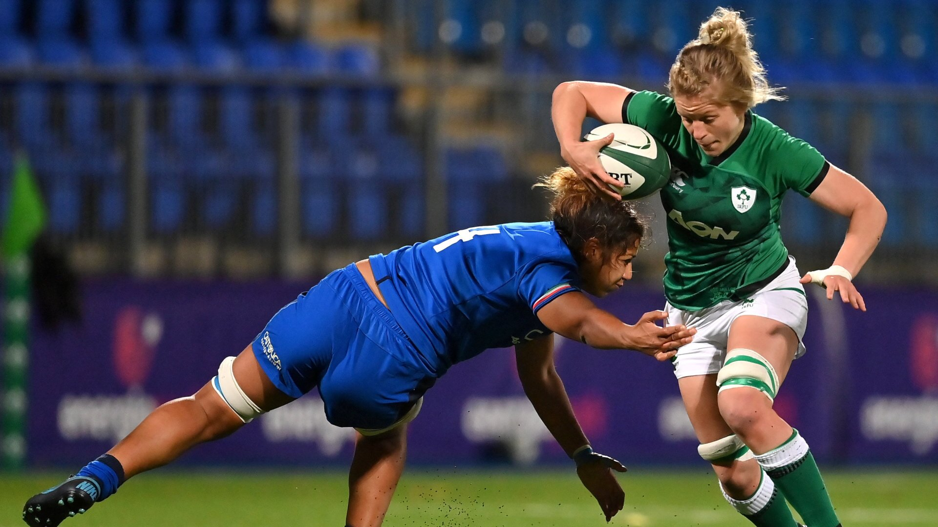 Ireland fight back to beat Italy as Women's Six Nations resumes in Dublin