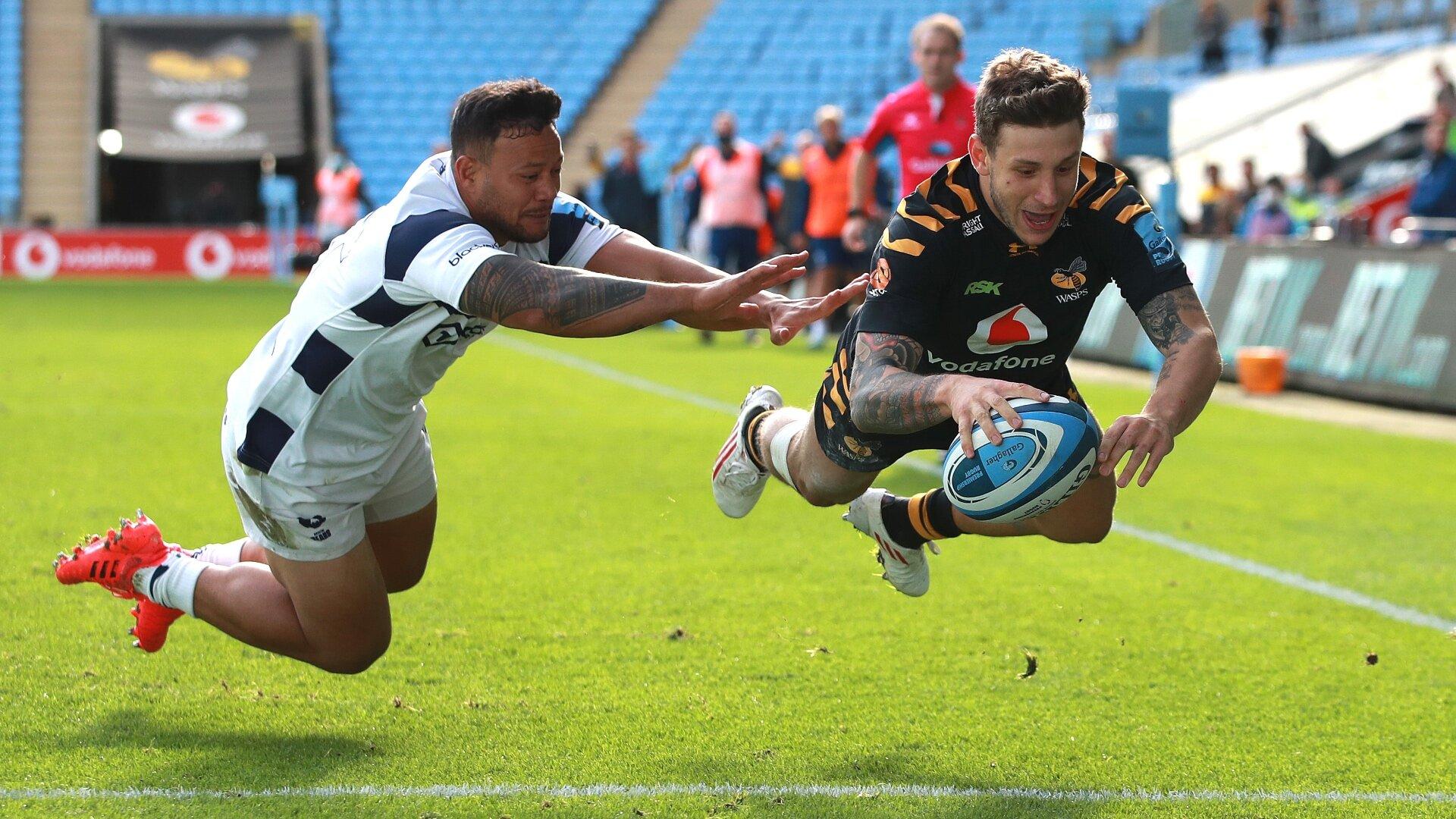 Brilliant Wasps blitz Bristol to reach first Premiership final since 2017