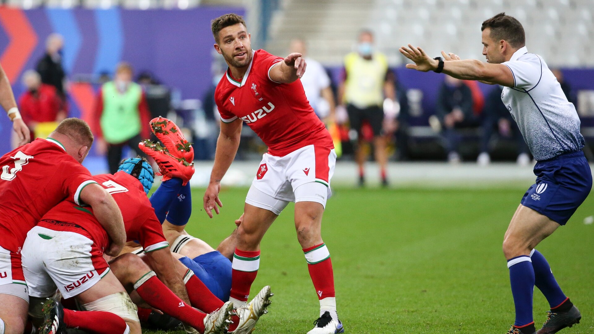 Wales call in scrum-half last capped in 2016 due to Webb fitness concern