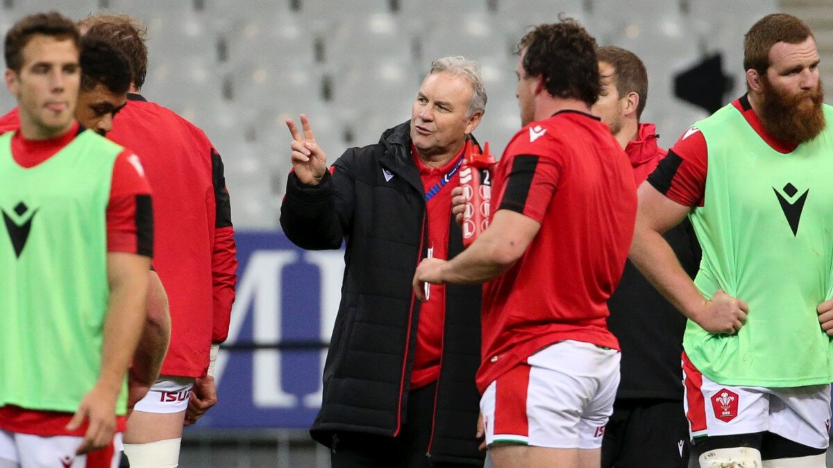 Gatland's message to Wales fans who claim Scotland is must-win for under-pressure Pivac