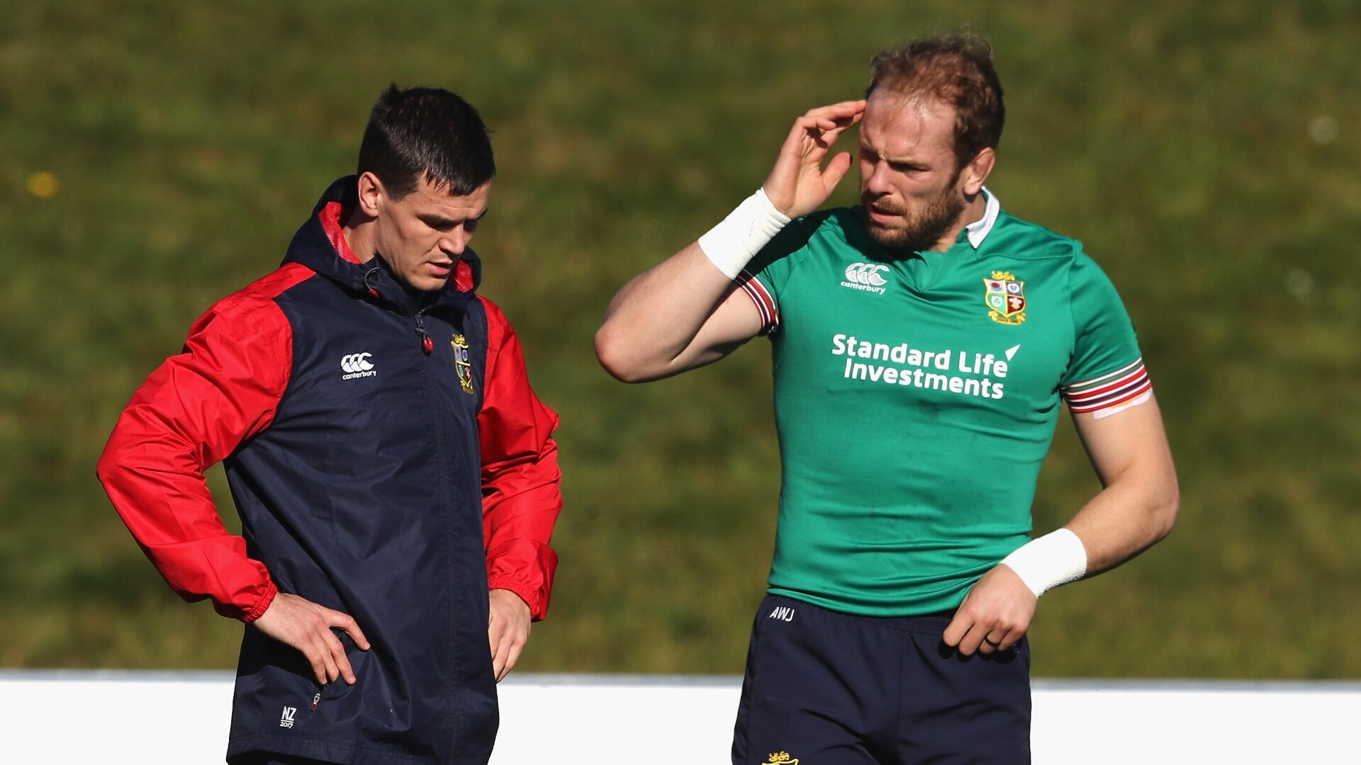 Dad's Army: Gatland insists old age is no barrier to Sexton, Jones in Lions tour selection