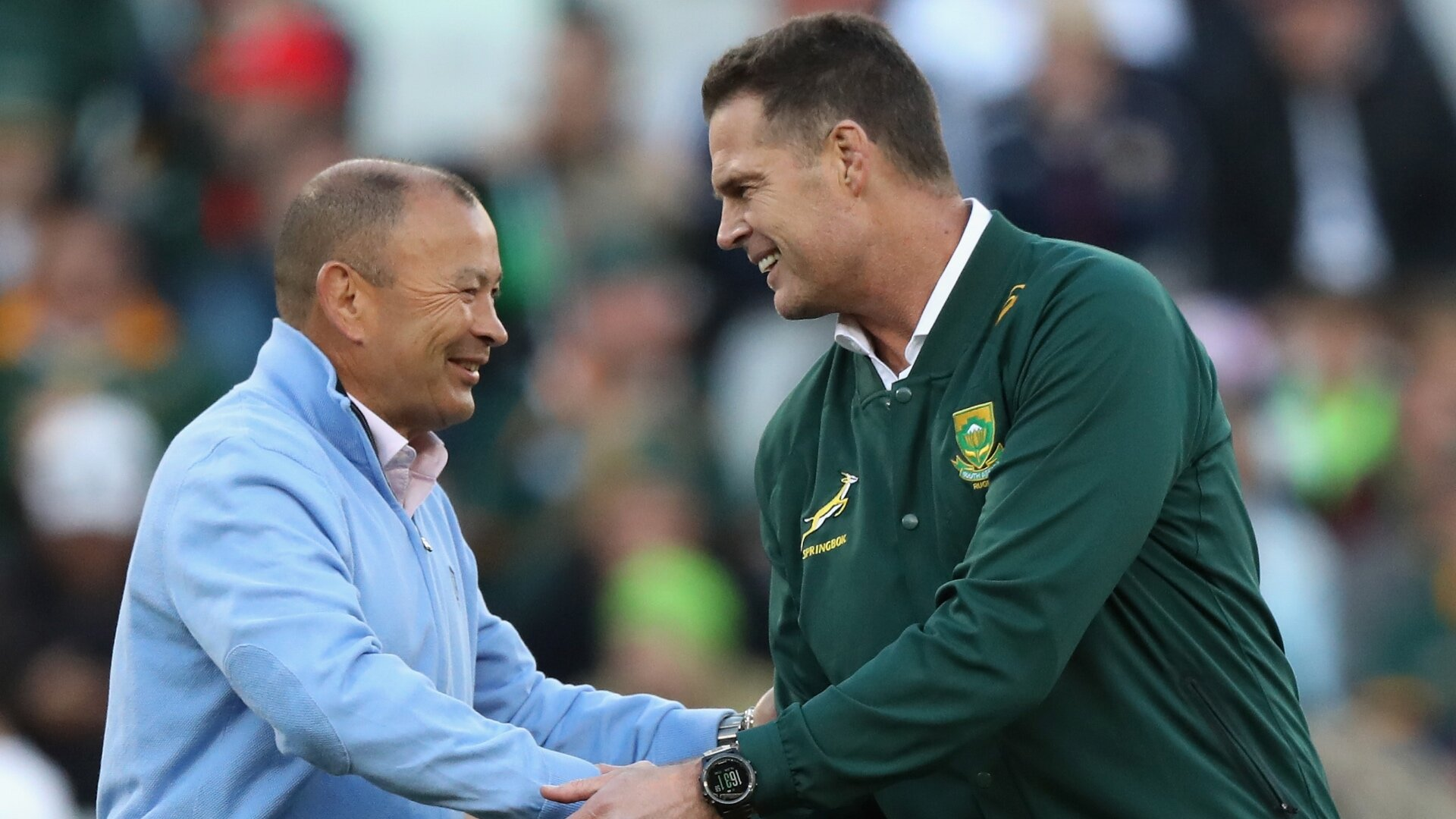Erasmus, Jones head roster of leading names appointed to a dozen interim World Rugby committees