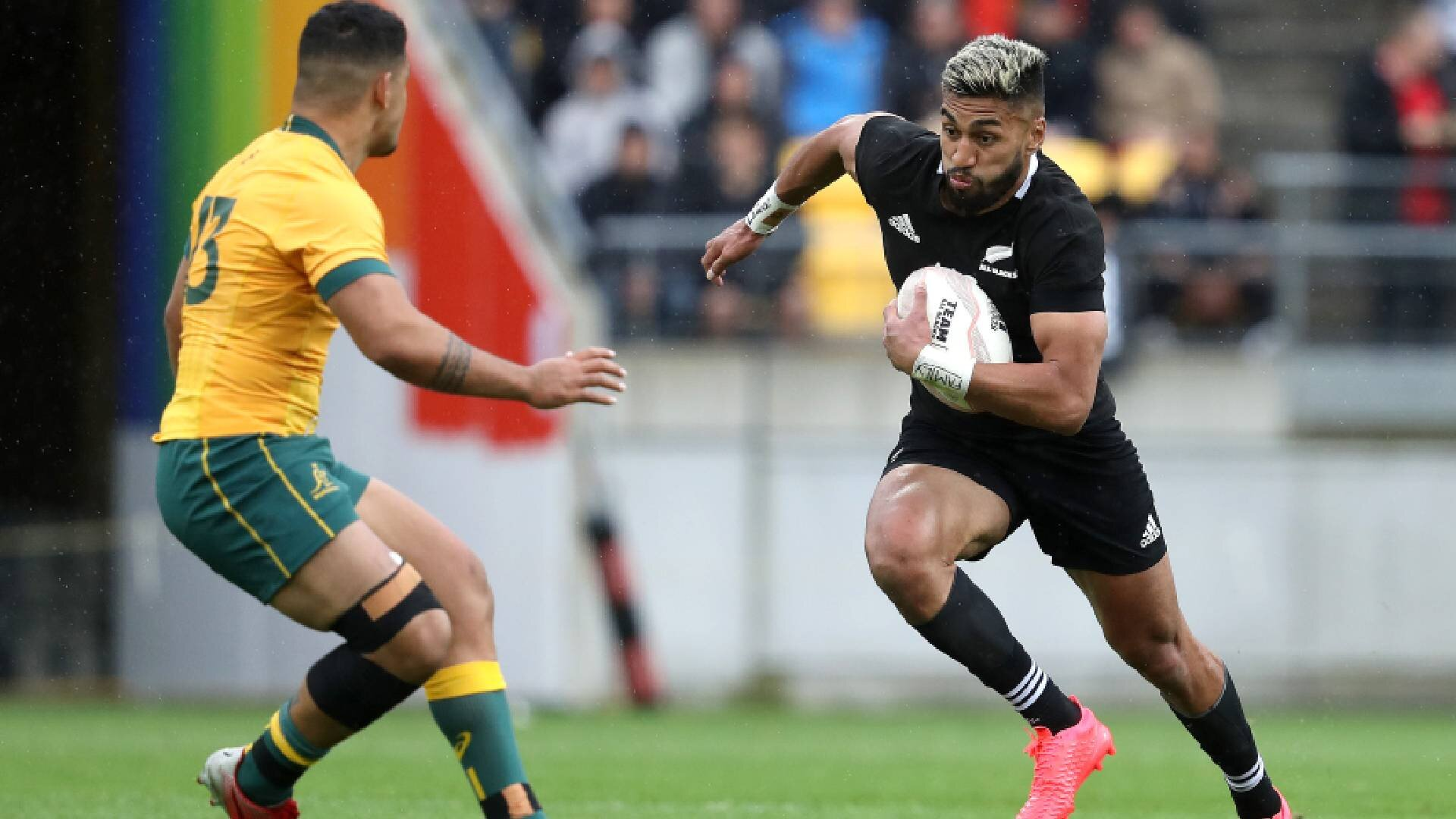 'He's an 80-minute player': The point of difference that could keep Rieko Ioane in the All Blacks this weekend