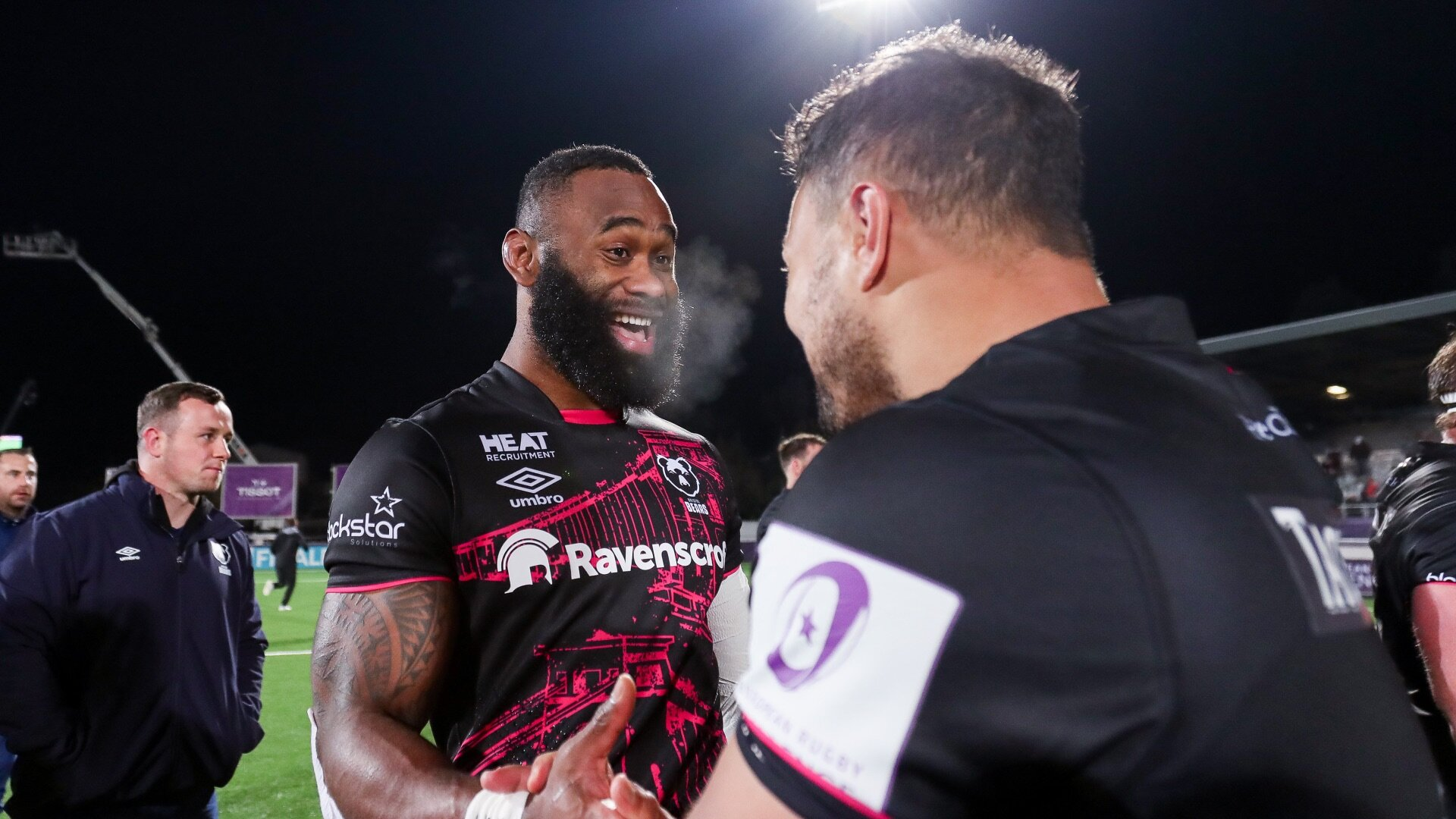 Nations Cup blow for Fiji as Semi Radradra ruled out until the end of November