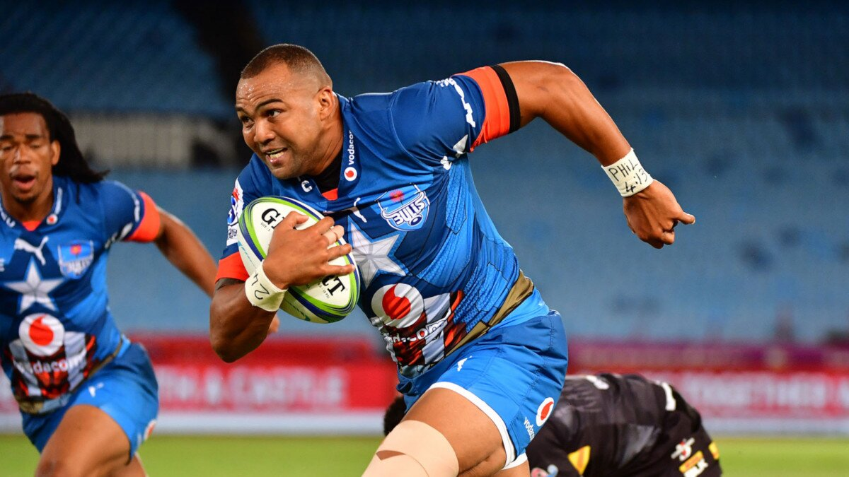 Match abandoned in SA but not before Jake White's Bulls dominate Stormers