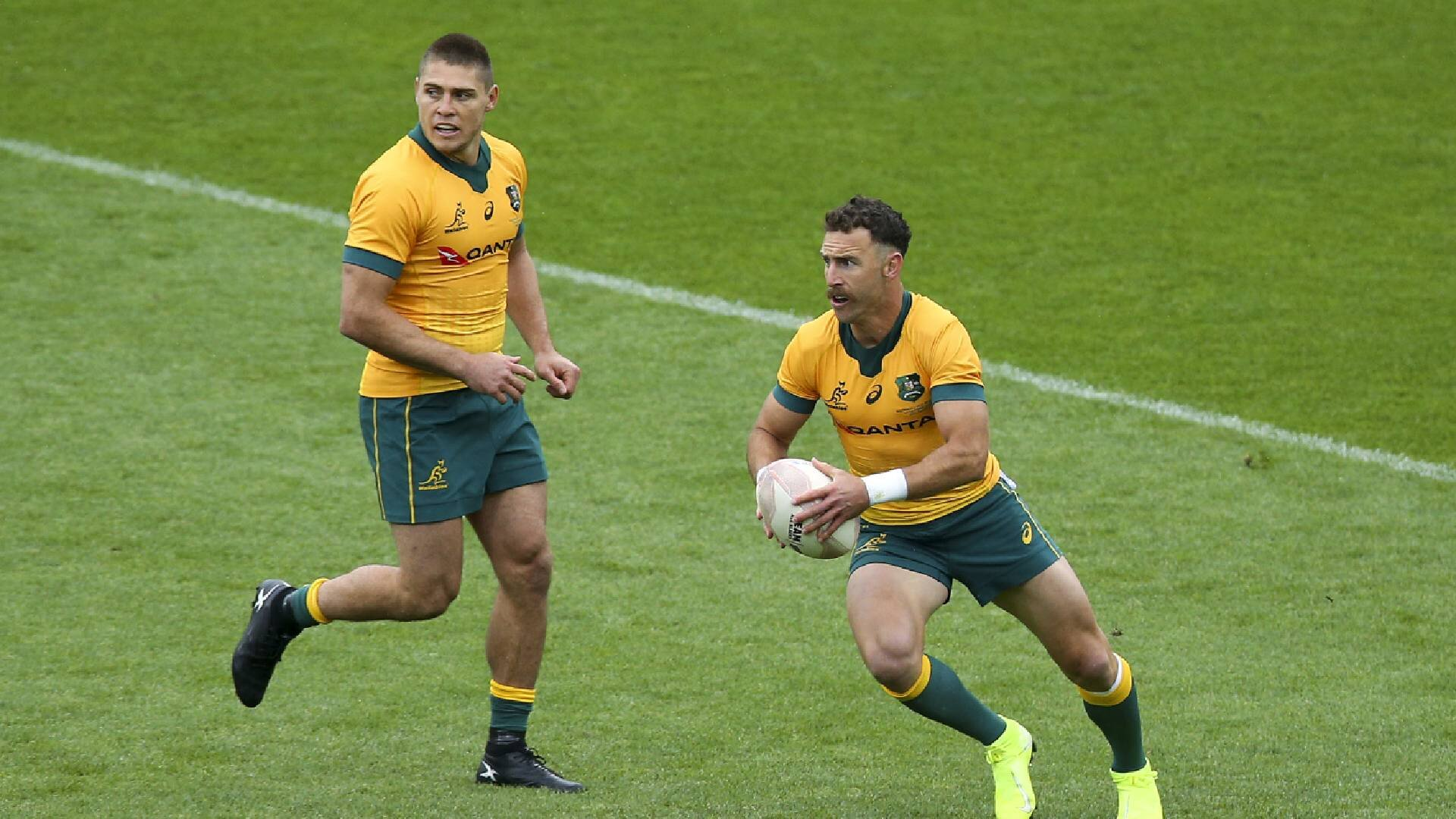The Wallabies star set to be targeted by All Blacks in second Bledisloe Cup test