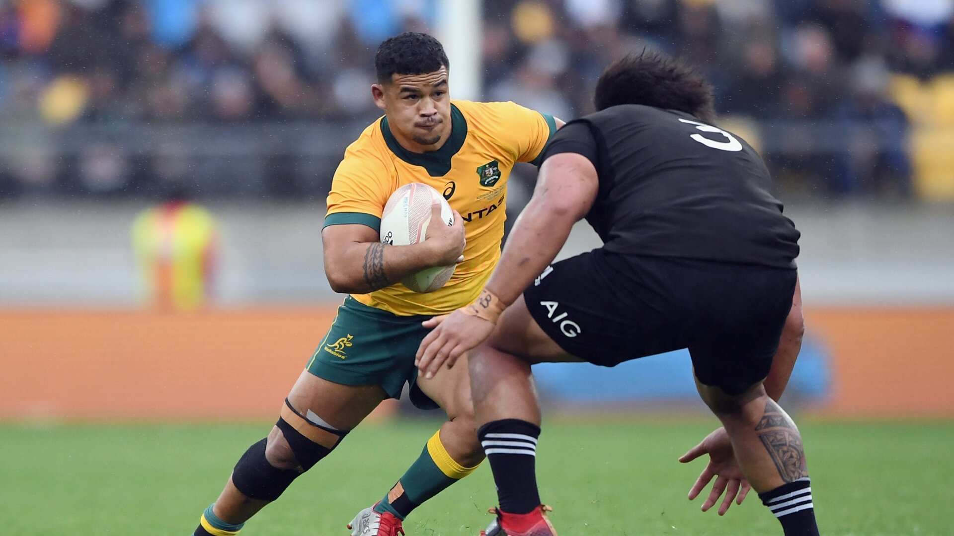 LIVE: All Blacks vs Wallabies | Bledisloe Cup II