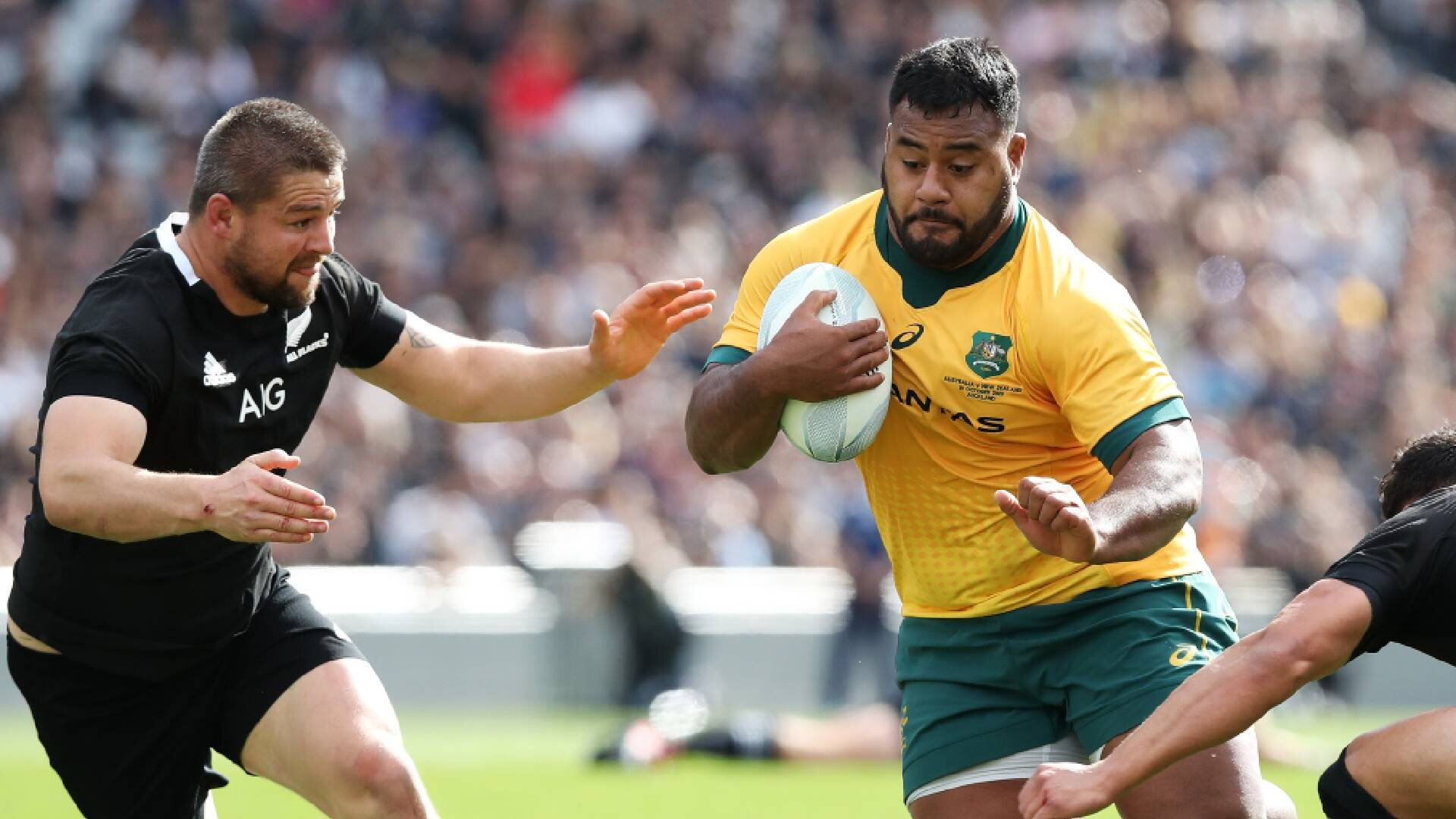 'Move on': Wallabies stars respond to 'soft Aussies' claim by New Zealand media ahead of All Blacks clash