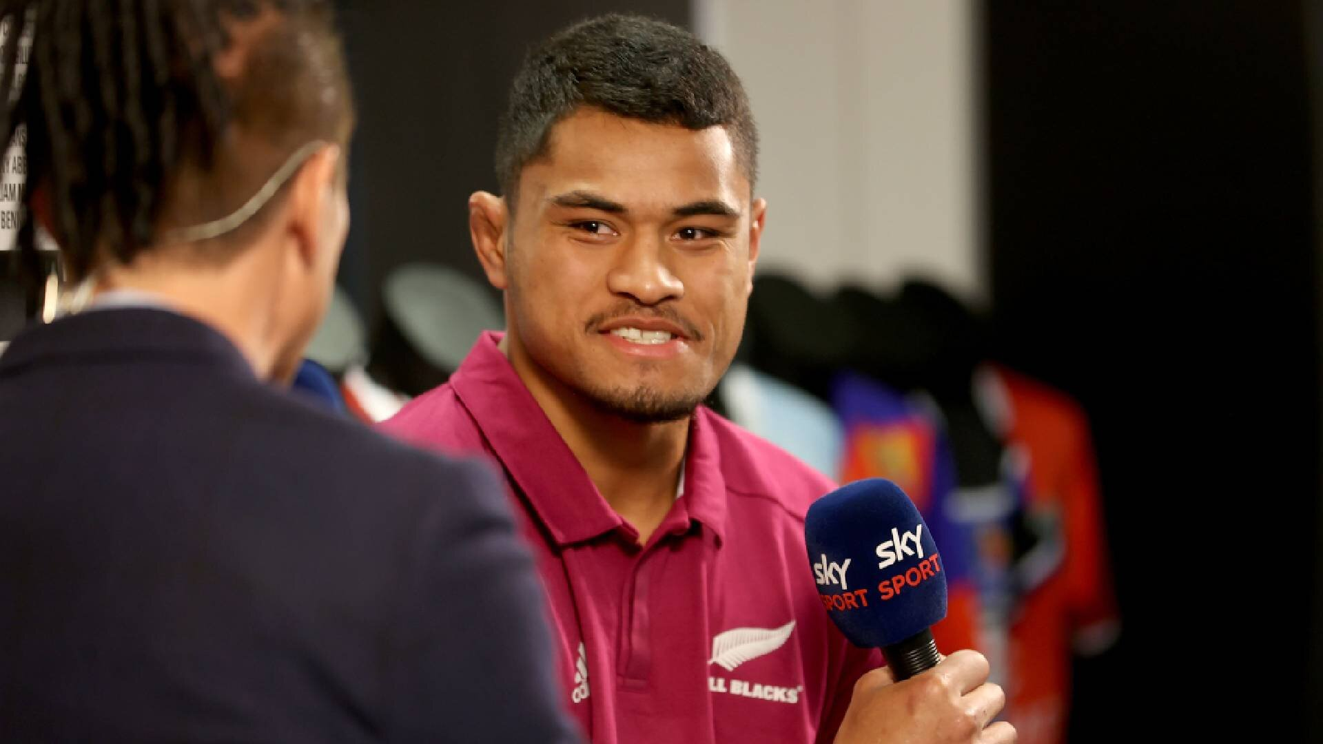 'I was just so blessed': Tupou Vaa'i opens up on emotional All Blacks announcement video