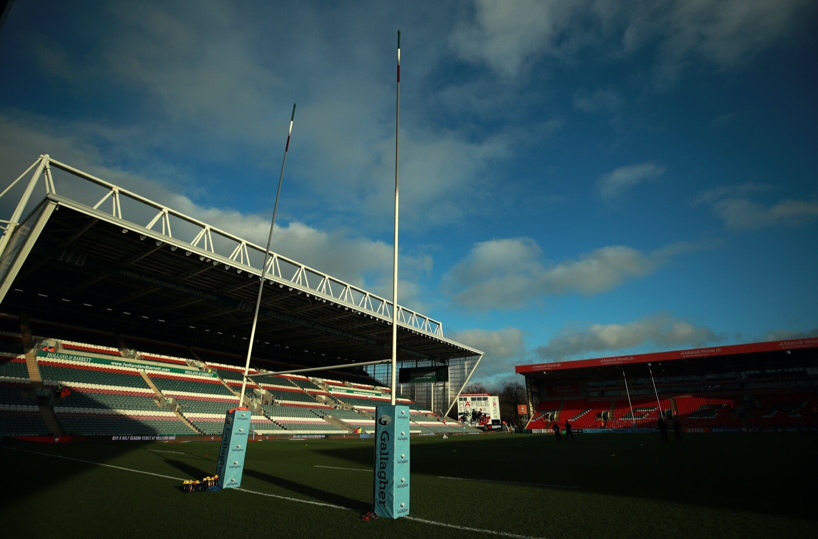 Leicester Tigers to rebrand Welford Road as part of new sponsorship deal
