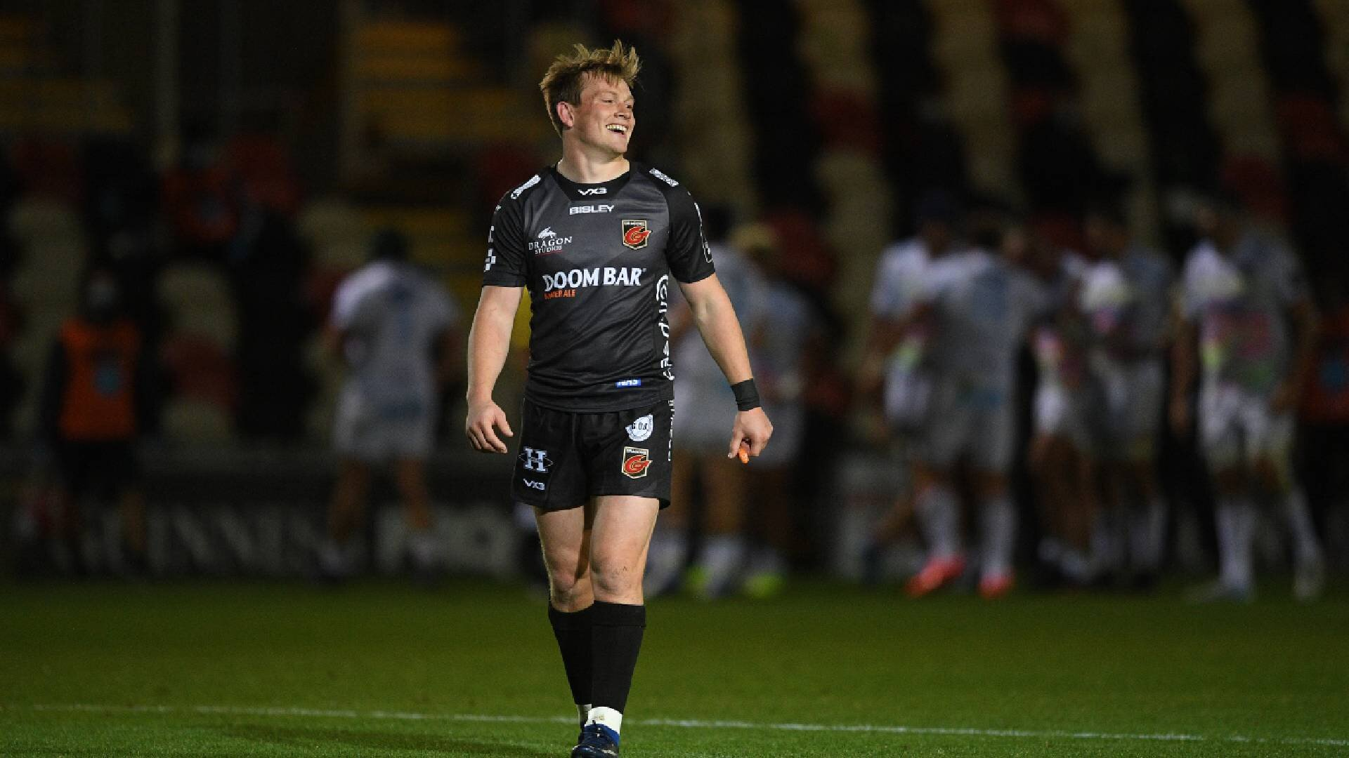 Dragons up and running in PRO14 with home win against Zebre