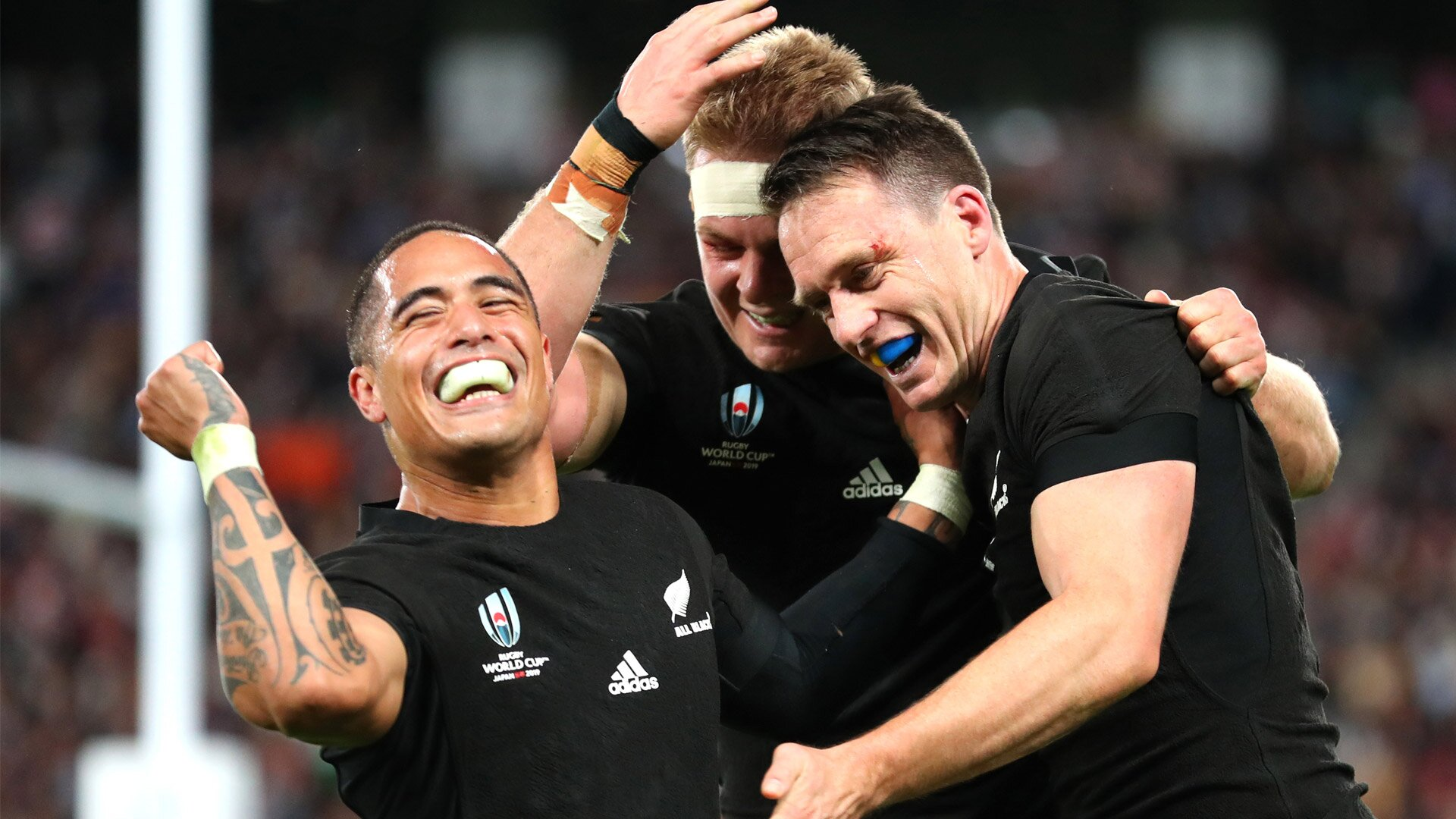 The five-year relationship finally made official that could fuel further success for the All Blacks